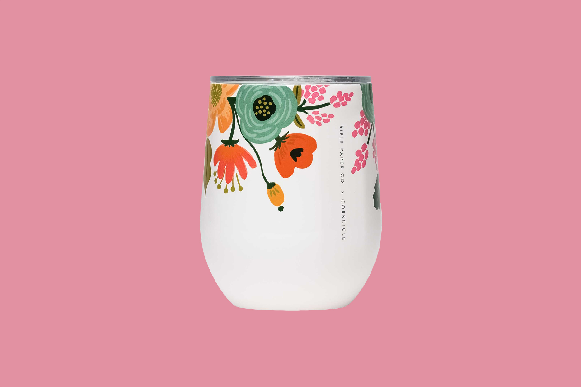 rifle paper co floral cup