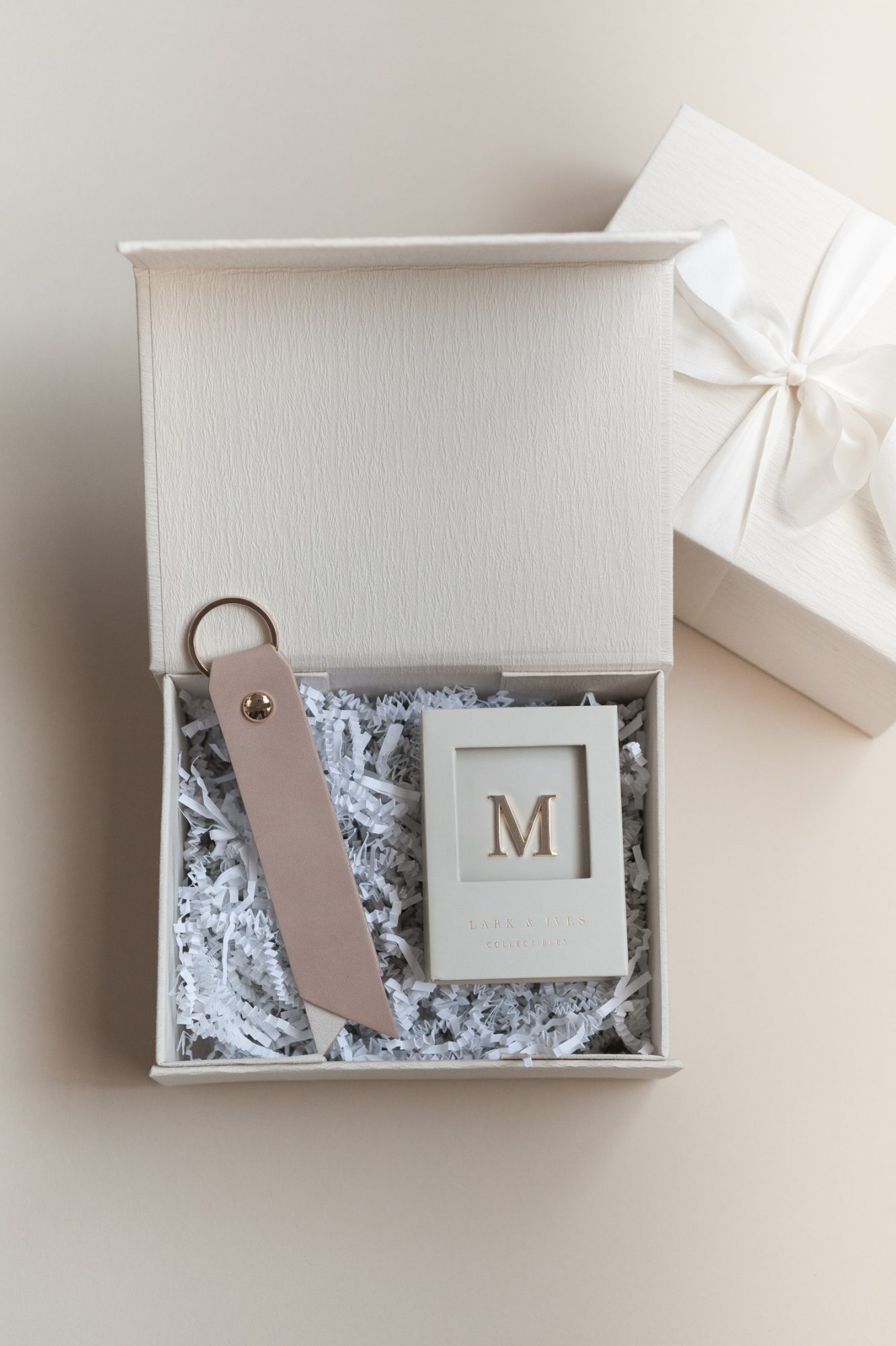 maid of honor gift guide lark and ives keyholder set