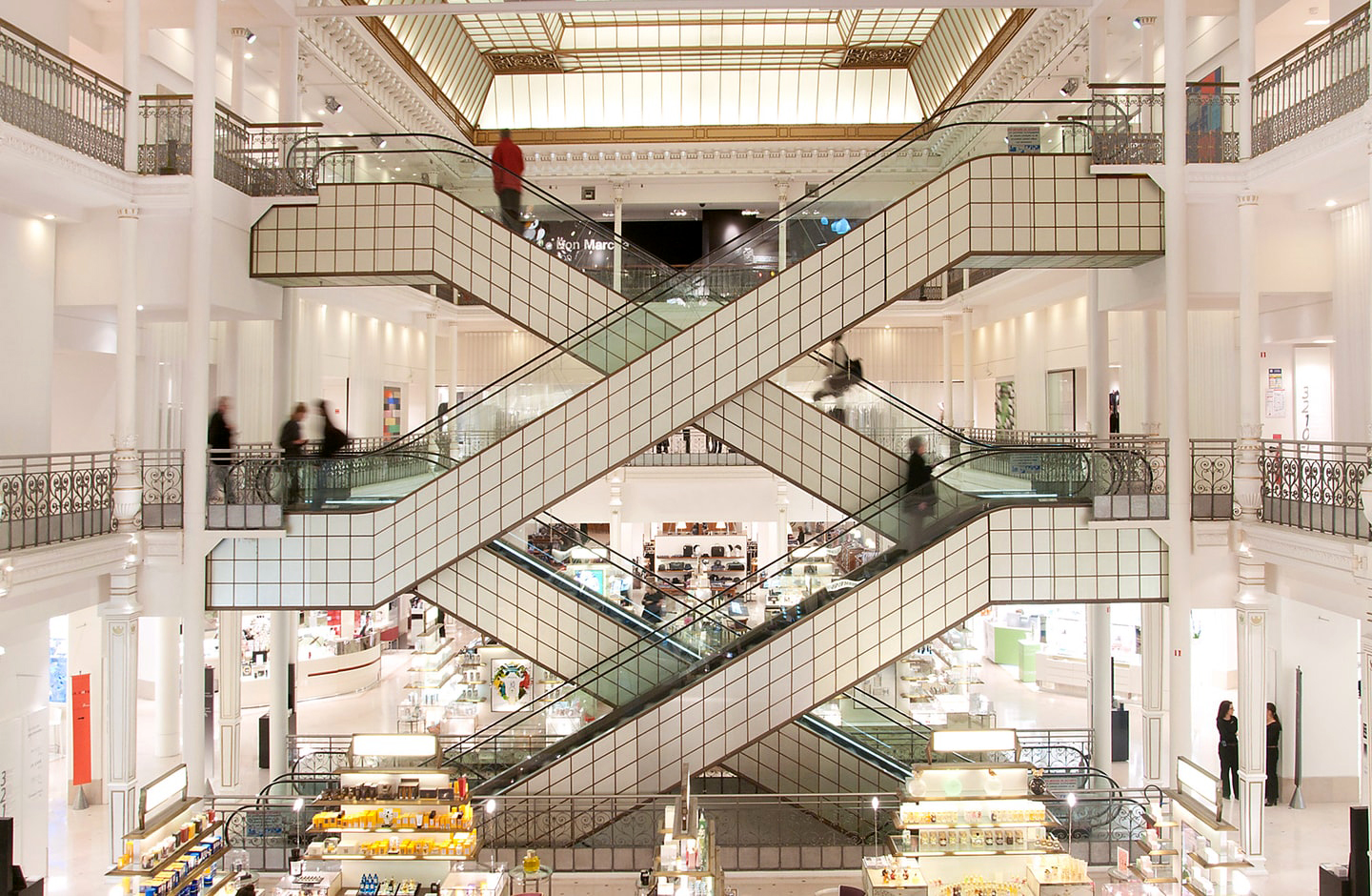What to Do: Le Bon Marché