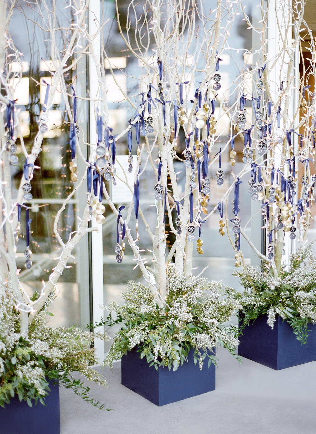 wedding trees