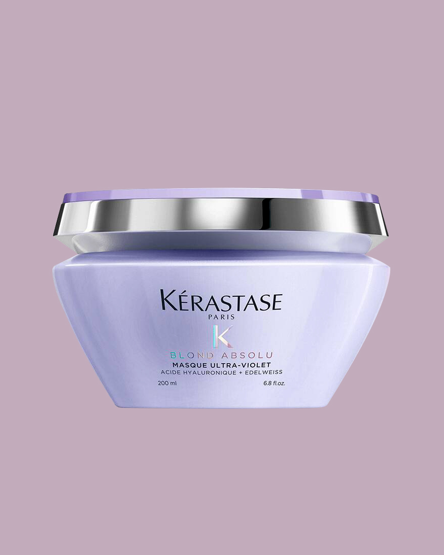 Kerastase Blond Absolu Anti-Brass Purple Mask
