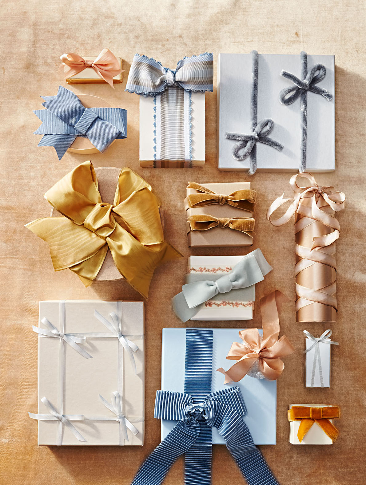 Bows Wrapped Gifts