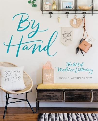 by hand lettering book