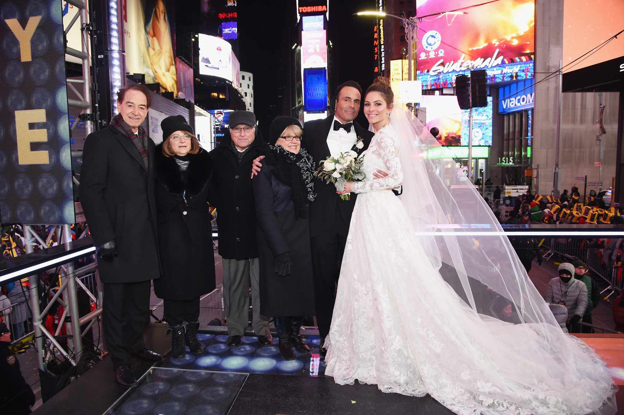 Maria Menounos and Kevin Undergaro Wedding