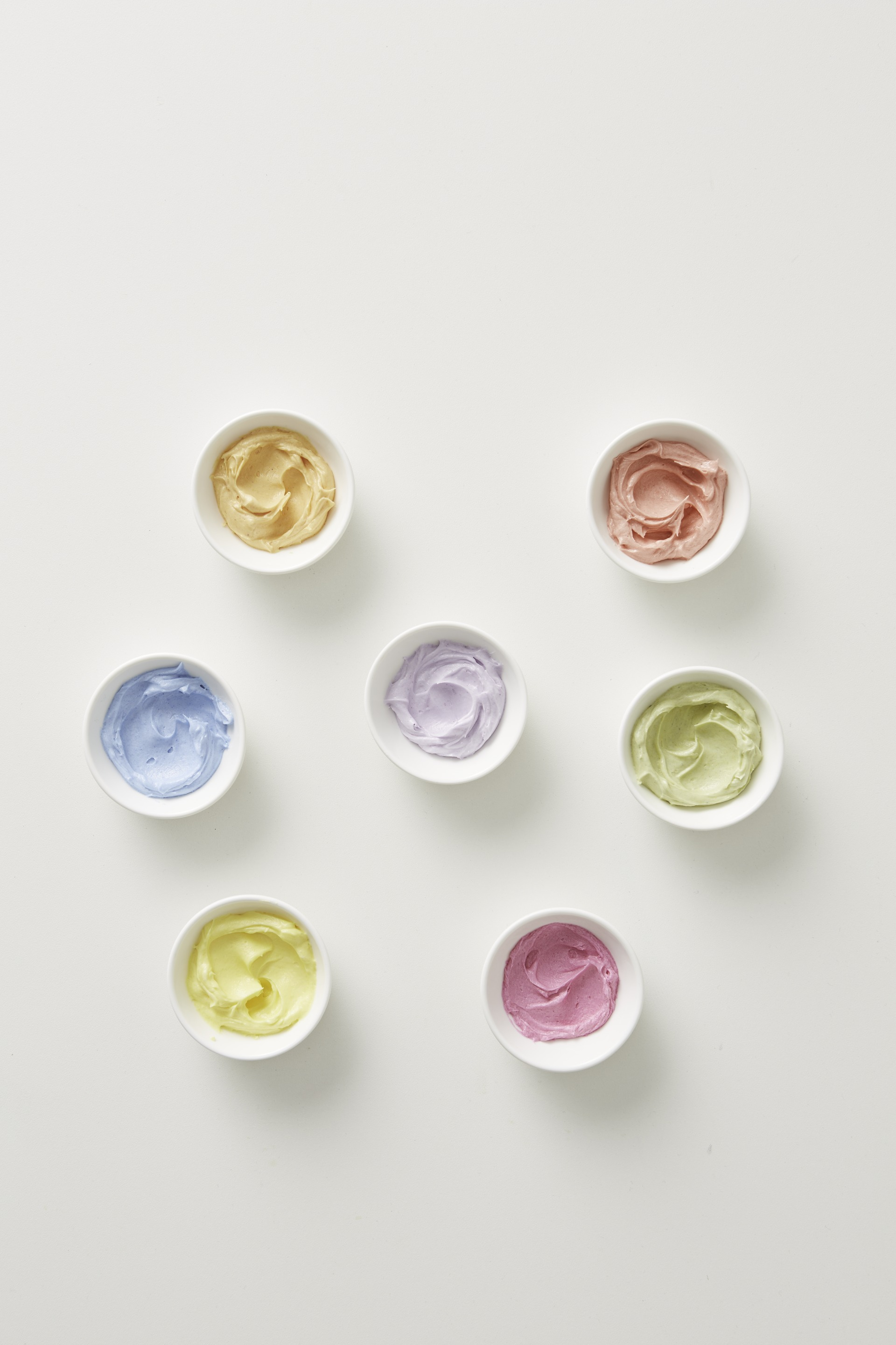 ombre frosting