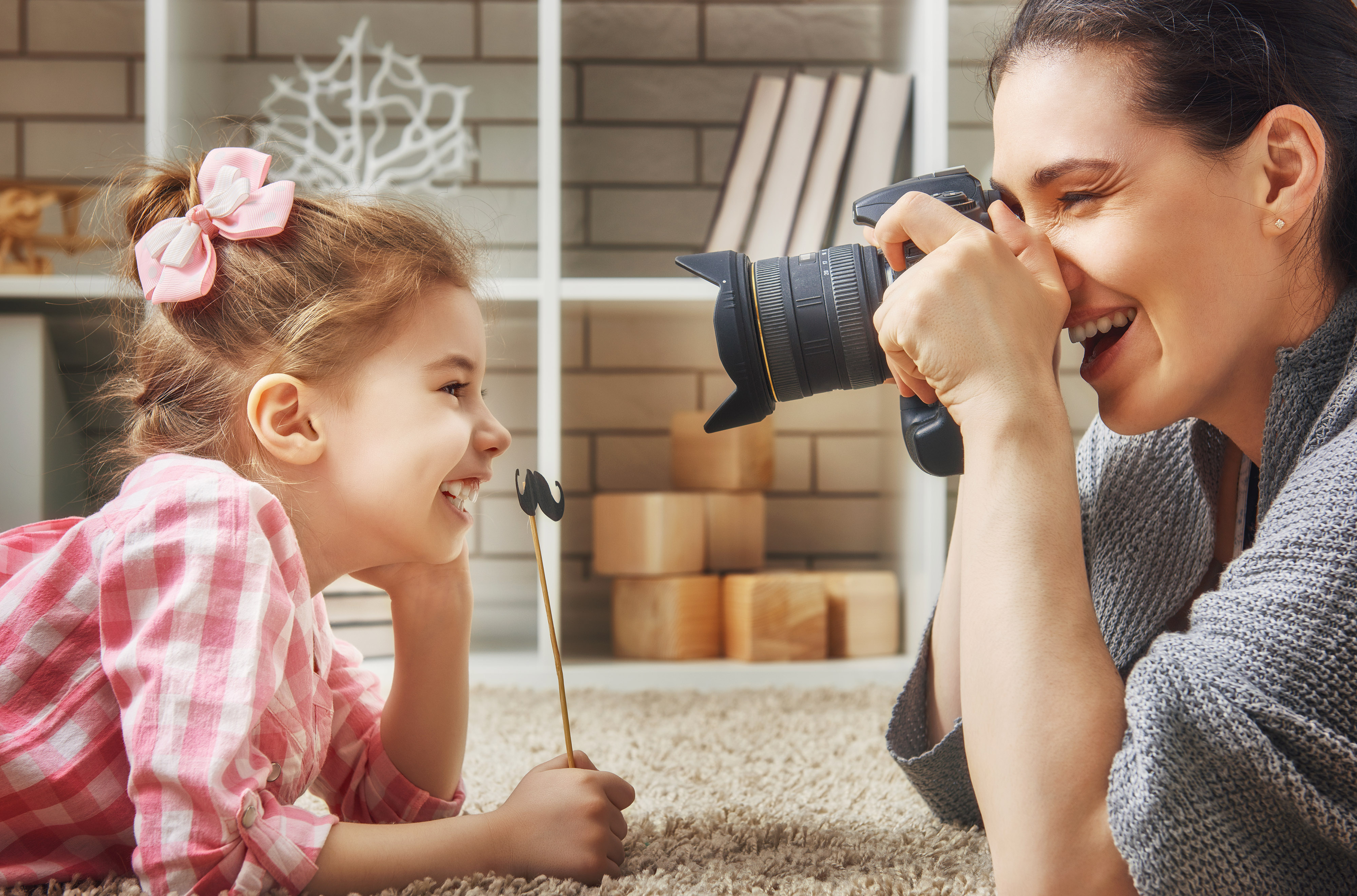 mother photograph child getty