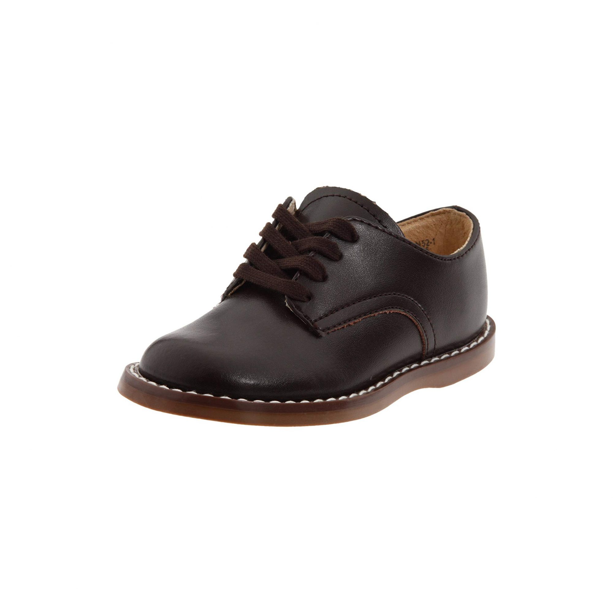 ring bearer shoes black leather oxford shoes