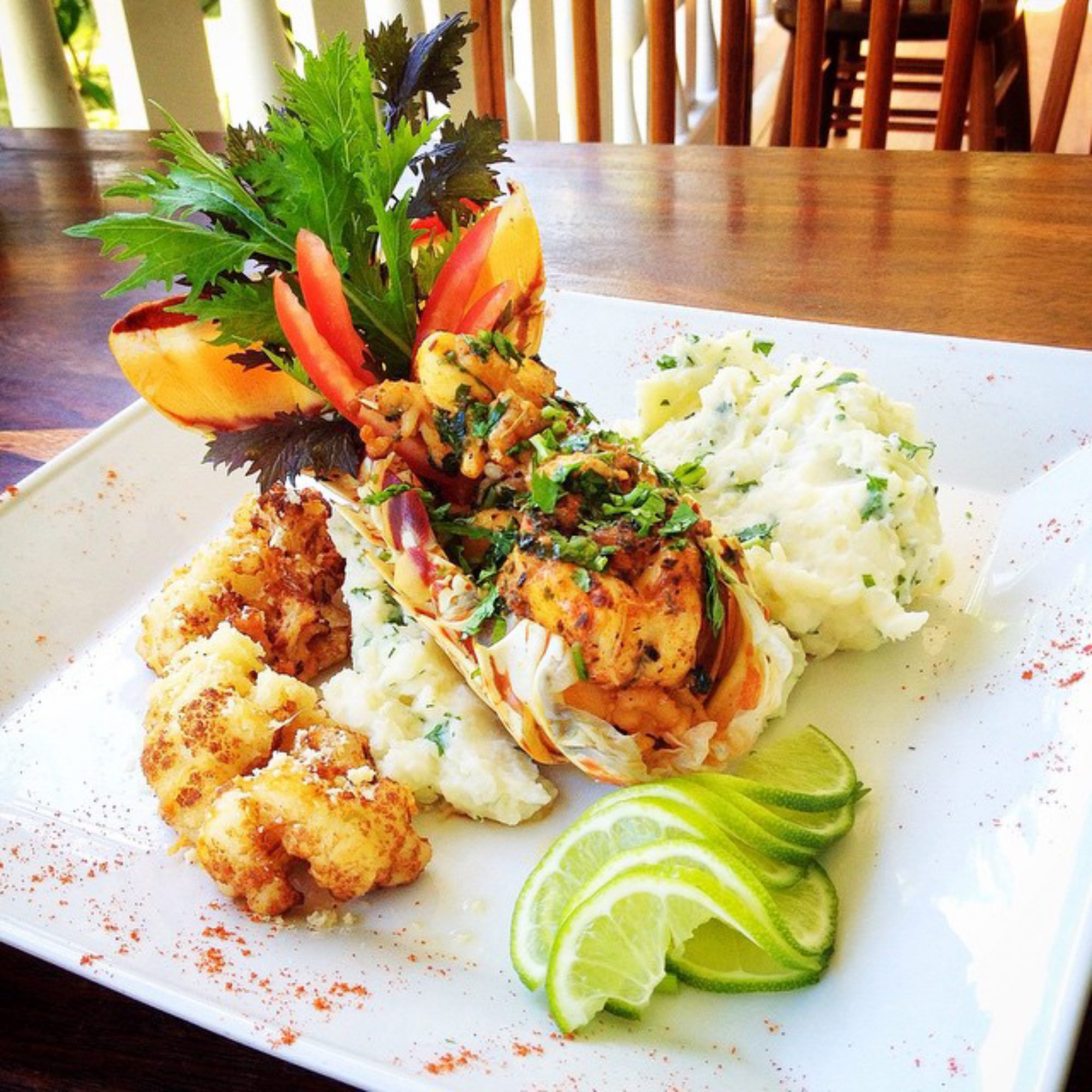 lobster tail dishes