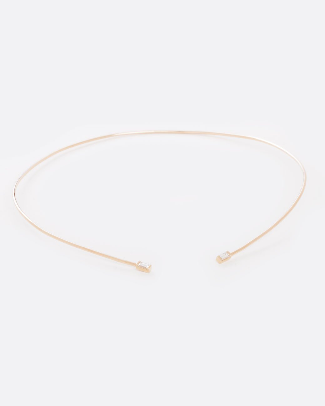 Selin Kent delicate gold necklace choker