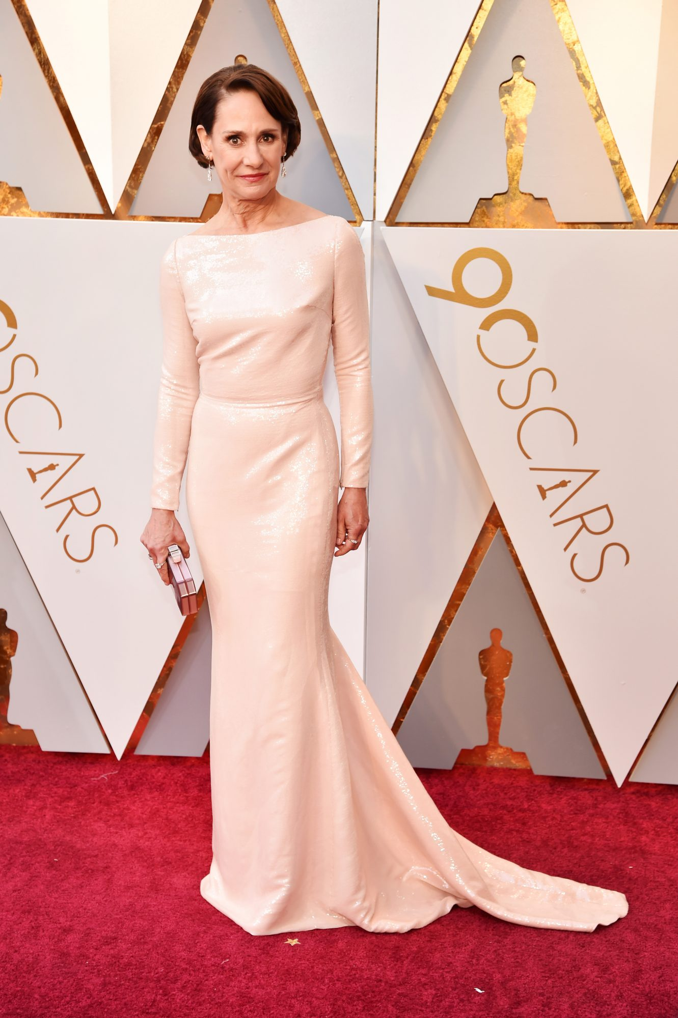 Laurie Metcalf 2018 Oscars Red Carpet