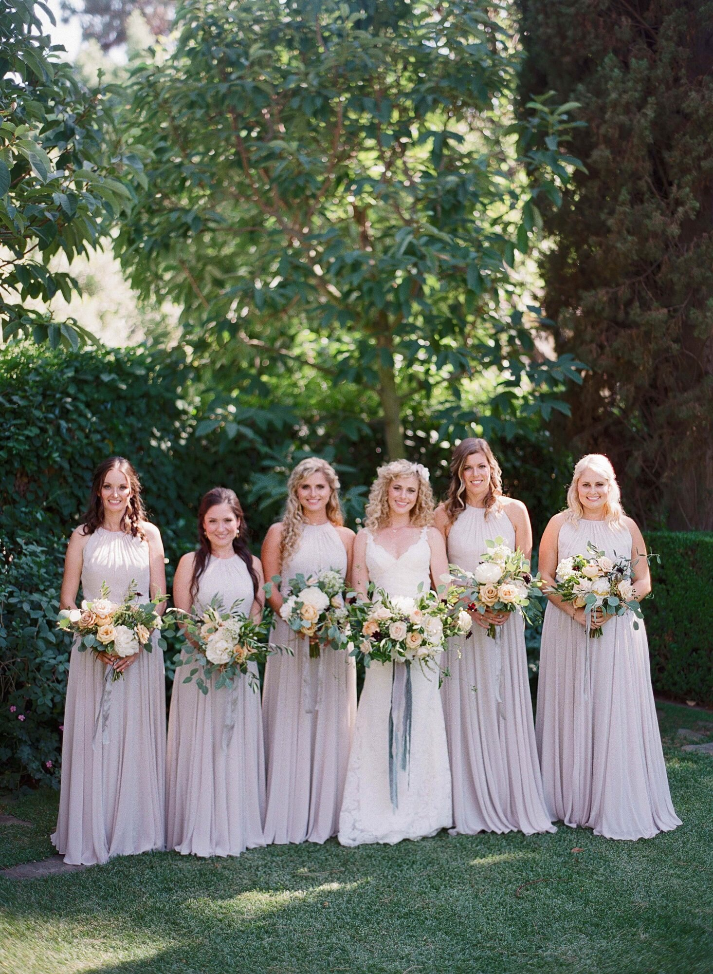 20 Things to Consider When Choosing Spring Bridesmaids' Dresses ...