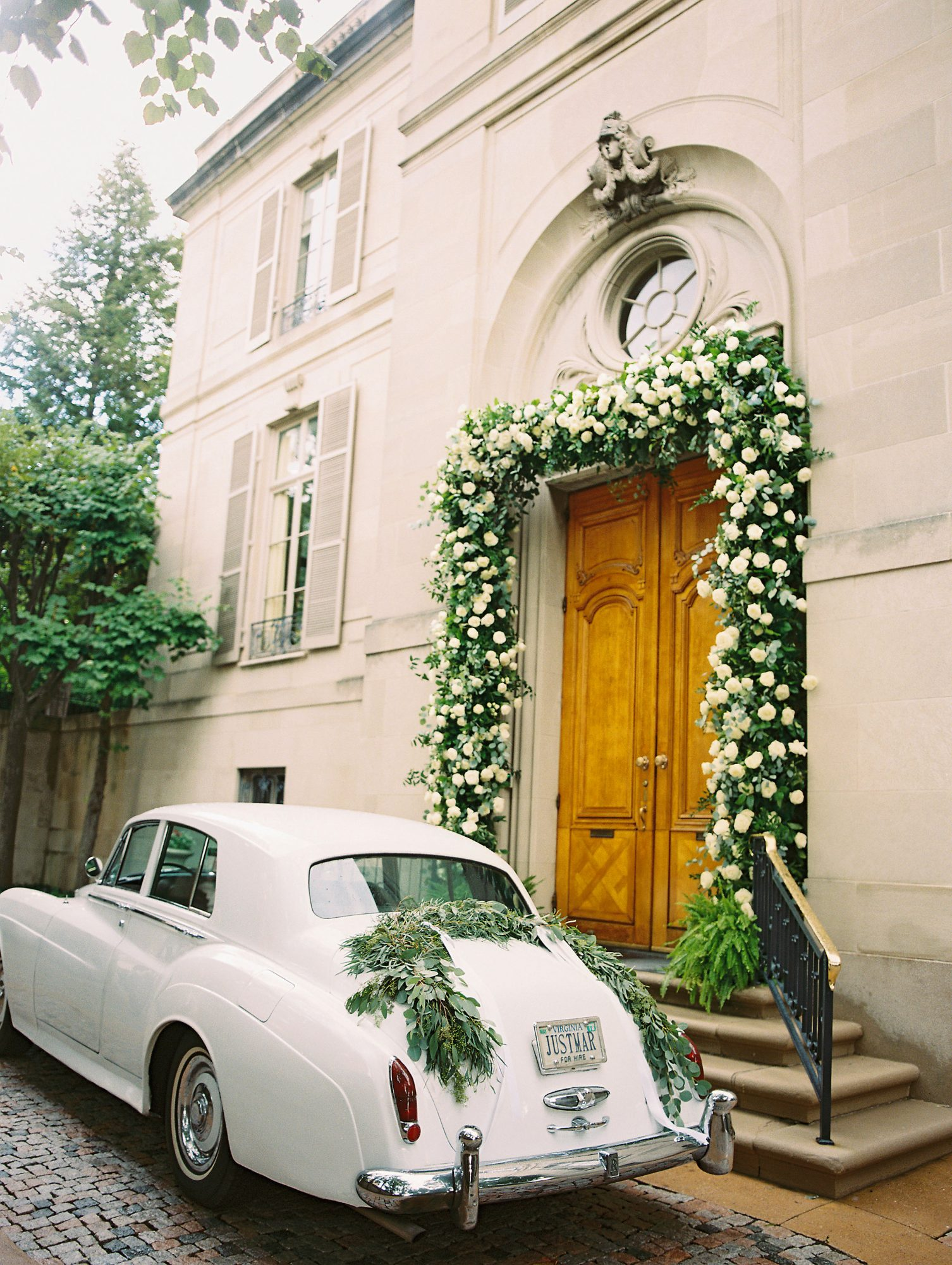 jermaine scott wedding dc classic car