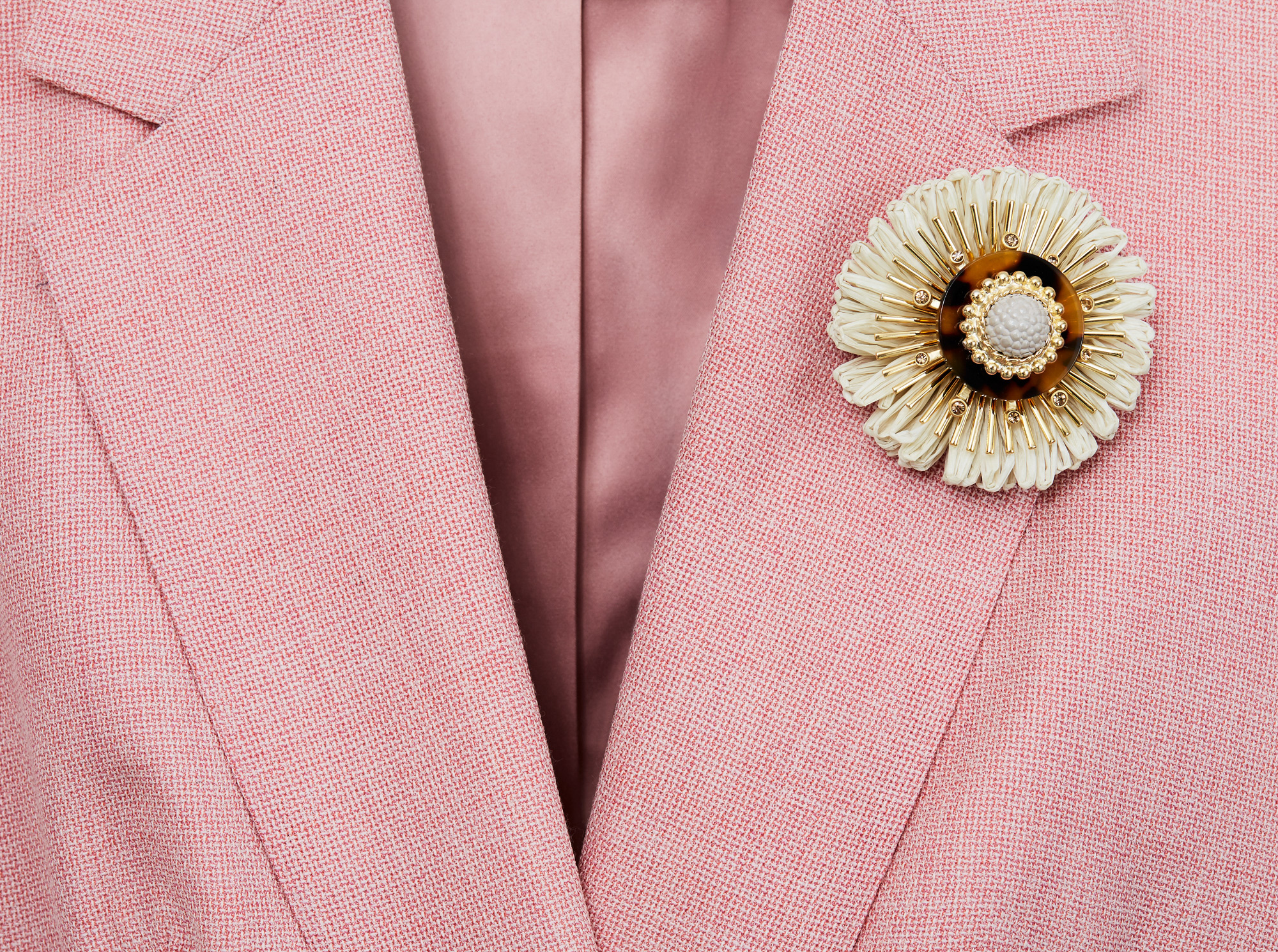 spring style suits broach
