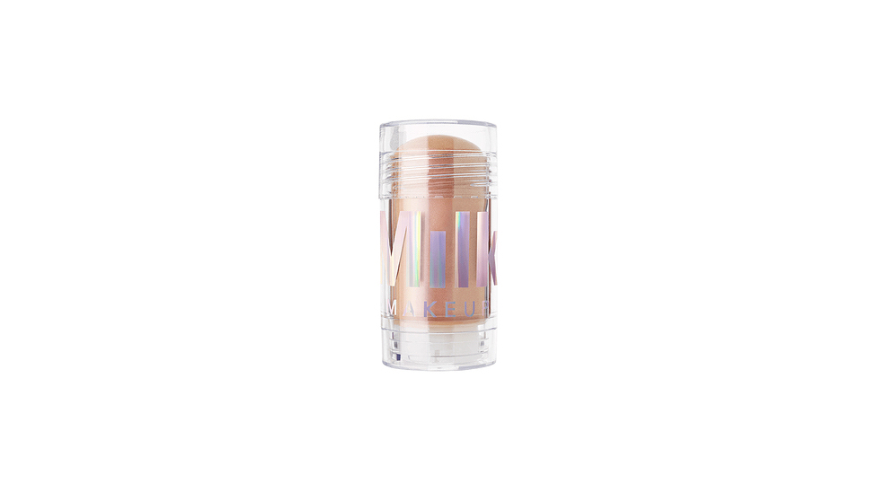 beauty product milk holographic stick