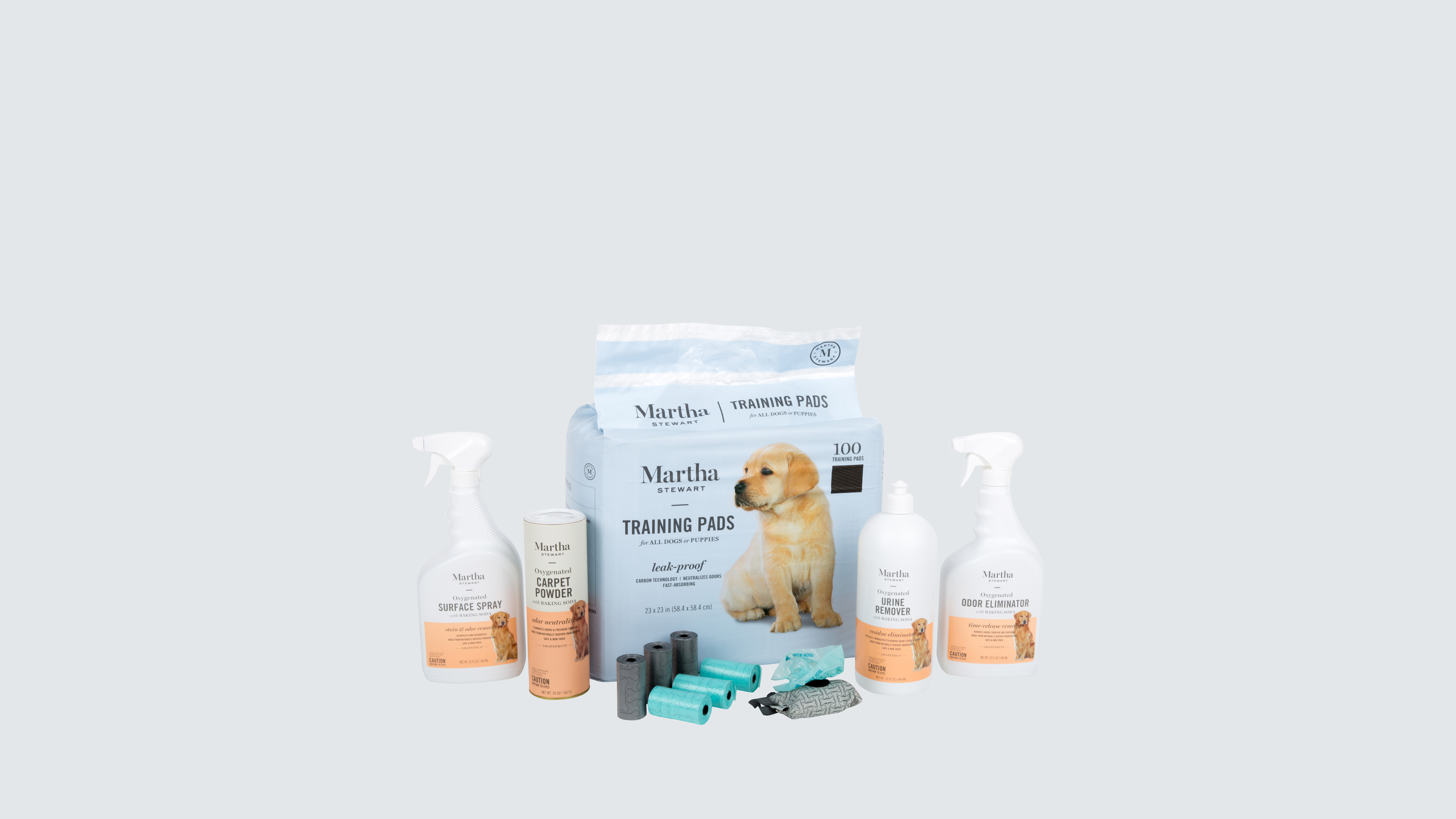 martha stewart pet cleaners and waste management