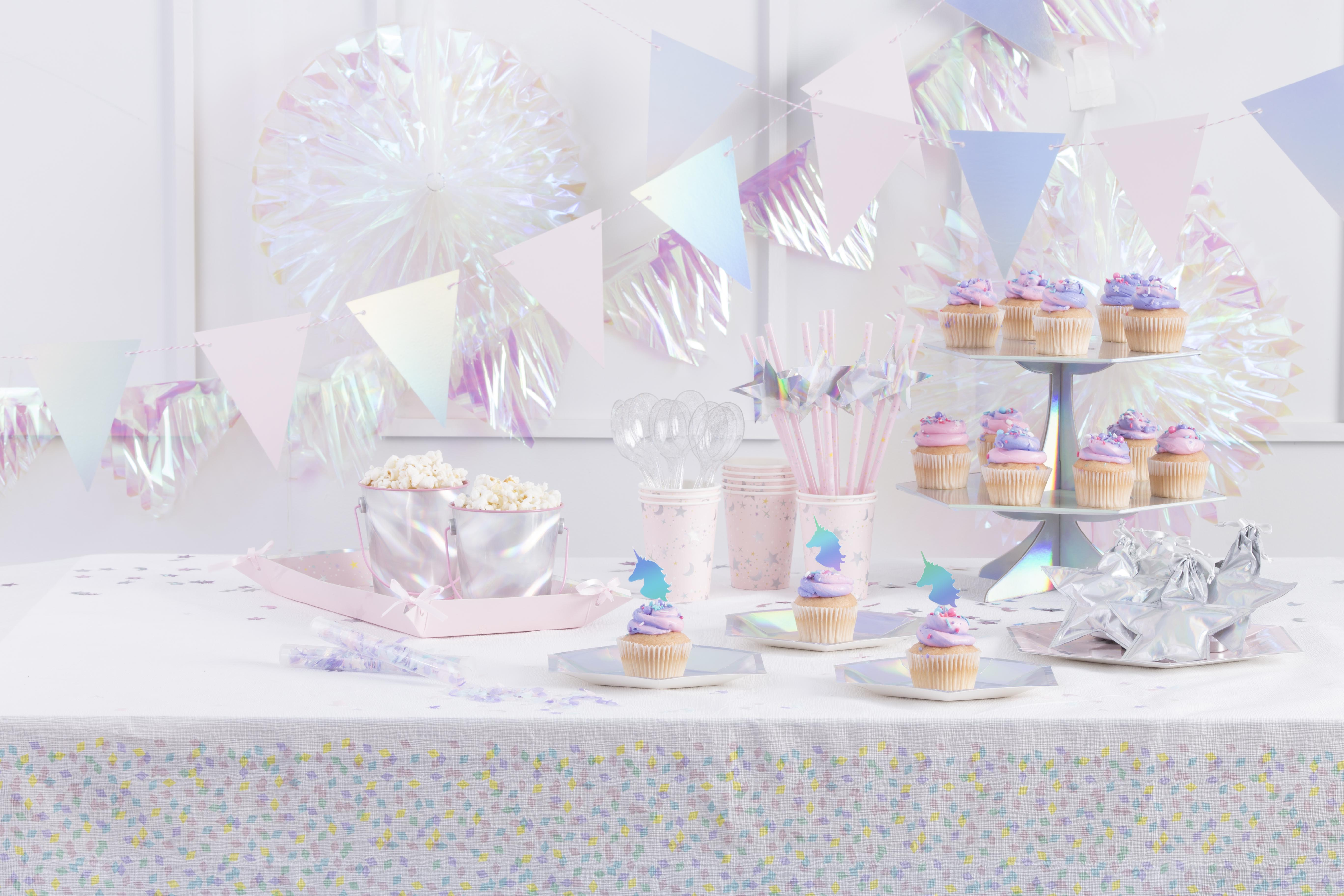 celebrations crafts iridescent party supplies