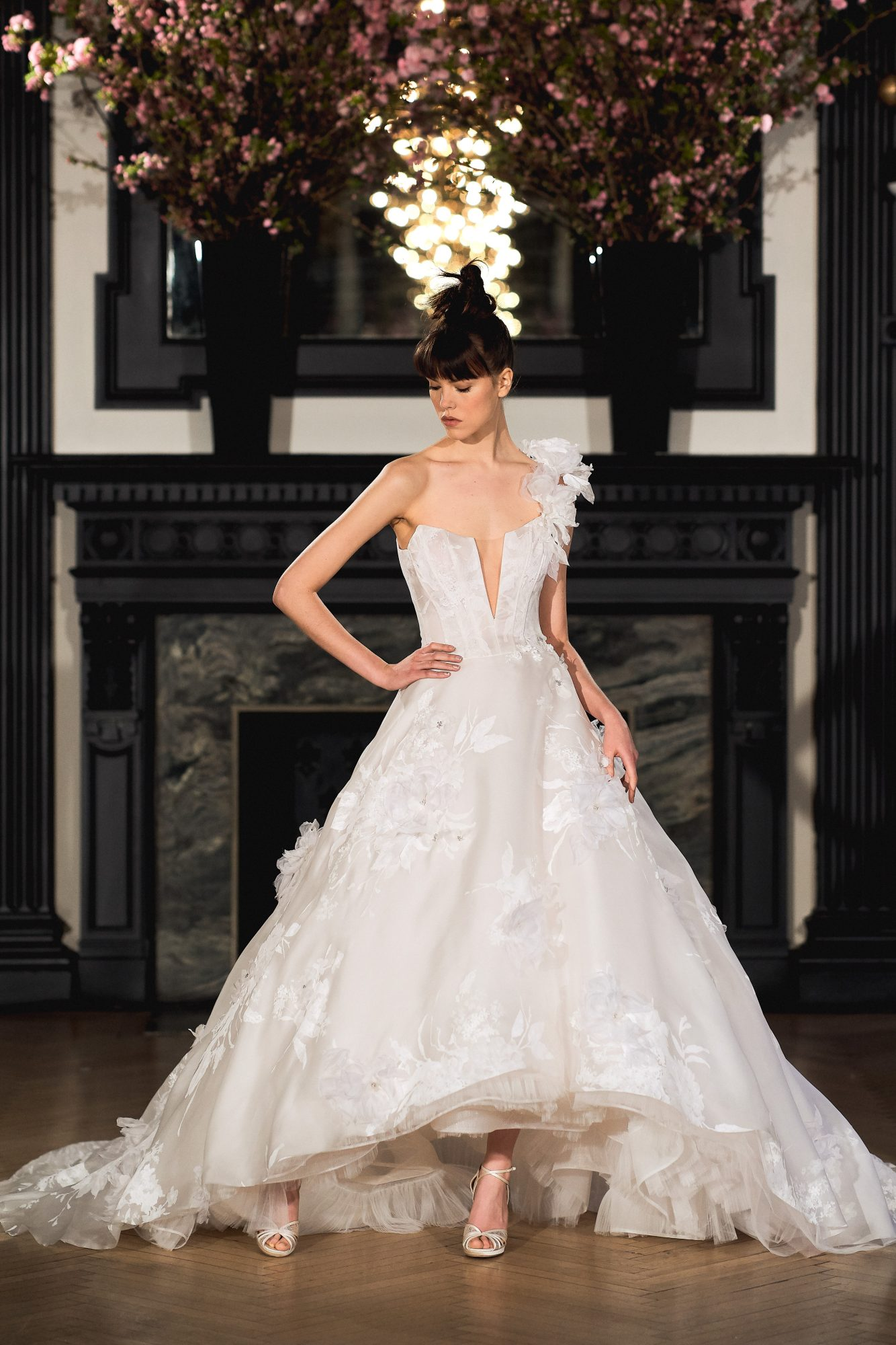 ines di santo wedding dress spring 2019 a-line sweetheart