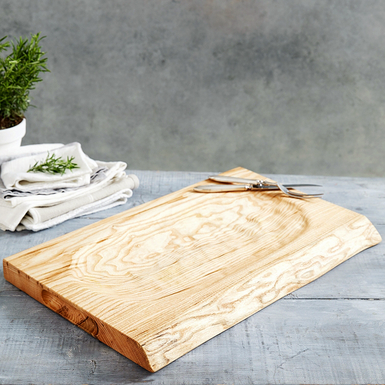 wood anniversary gift cutting board