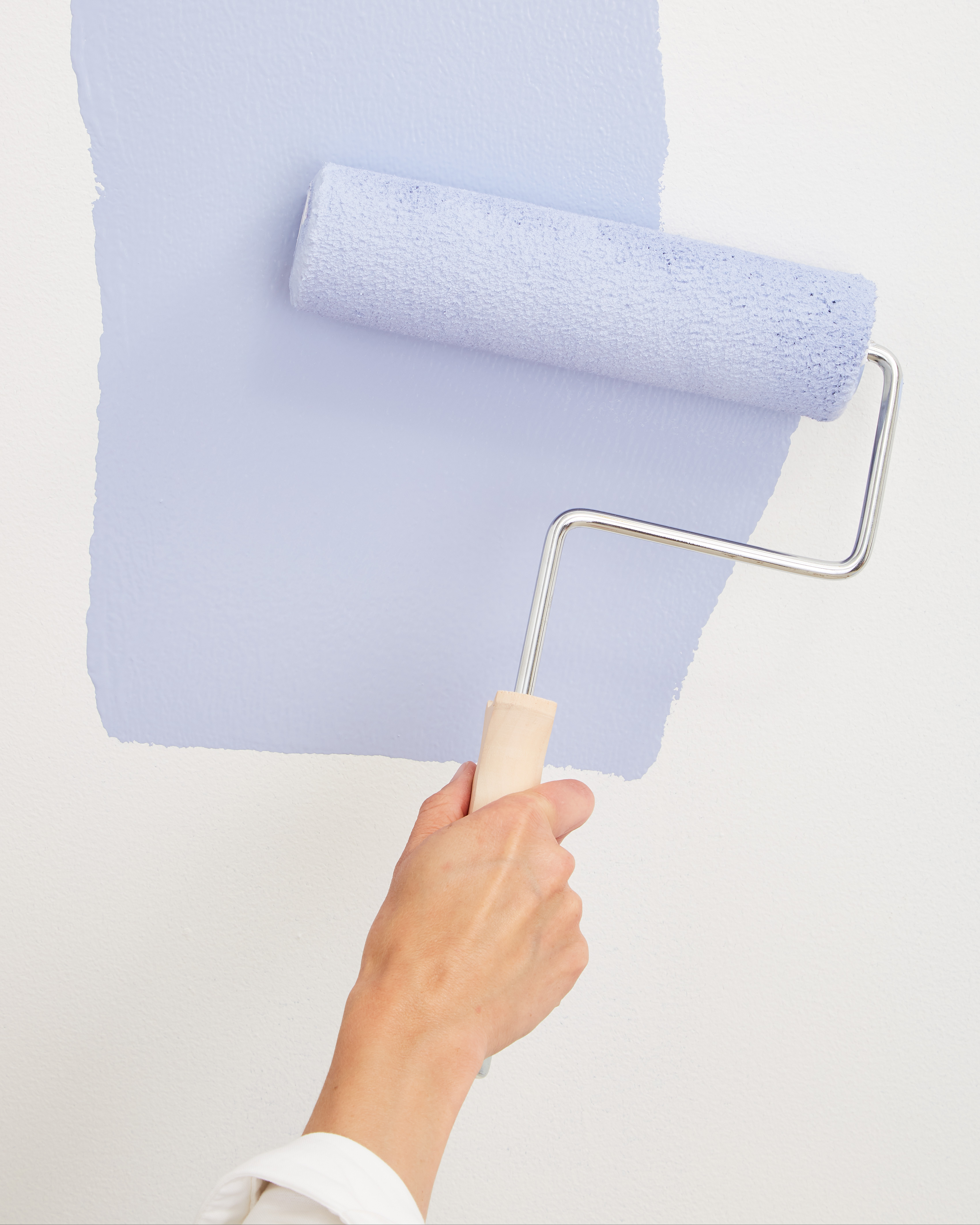 roller brush wall paint