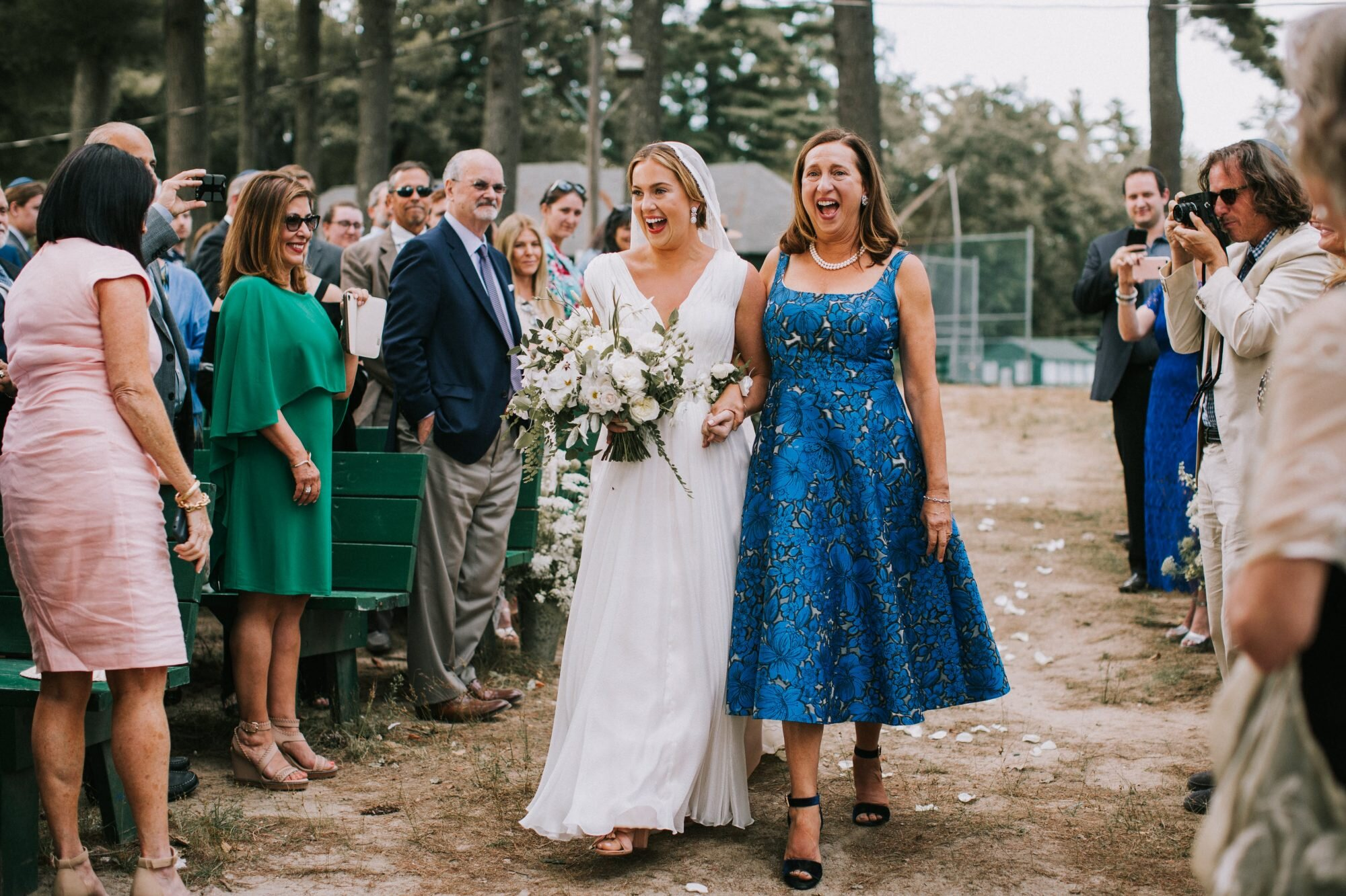 Mother of Bride and Groom Dresses for a Summer Wedding   Martha ...