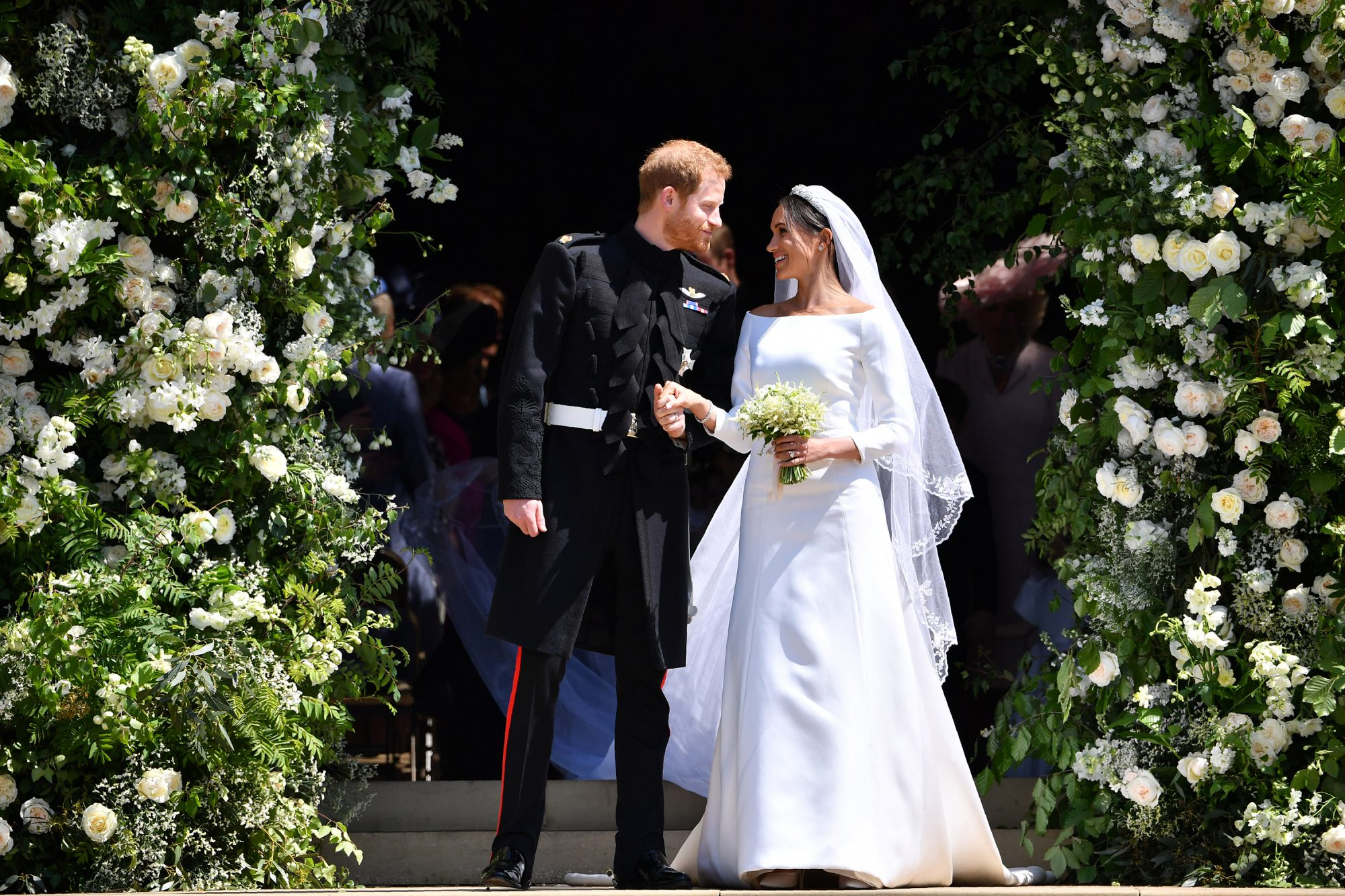 Meghan Markle and Prince Harry Royal Wedding 2018