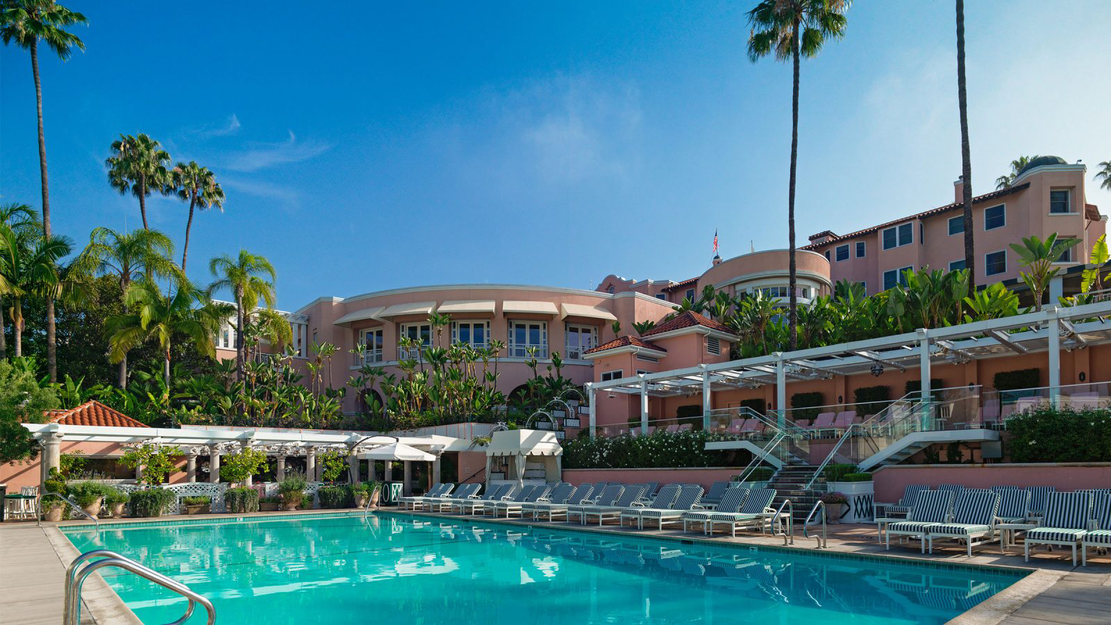 Stay: The Beverly Hills Hotel