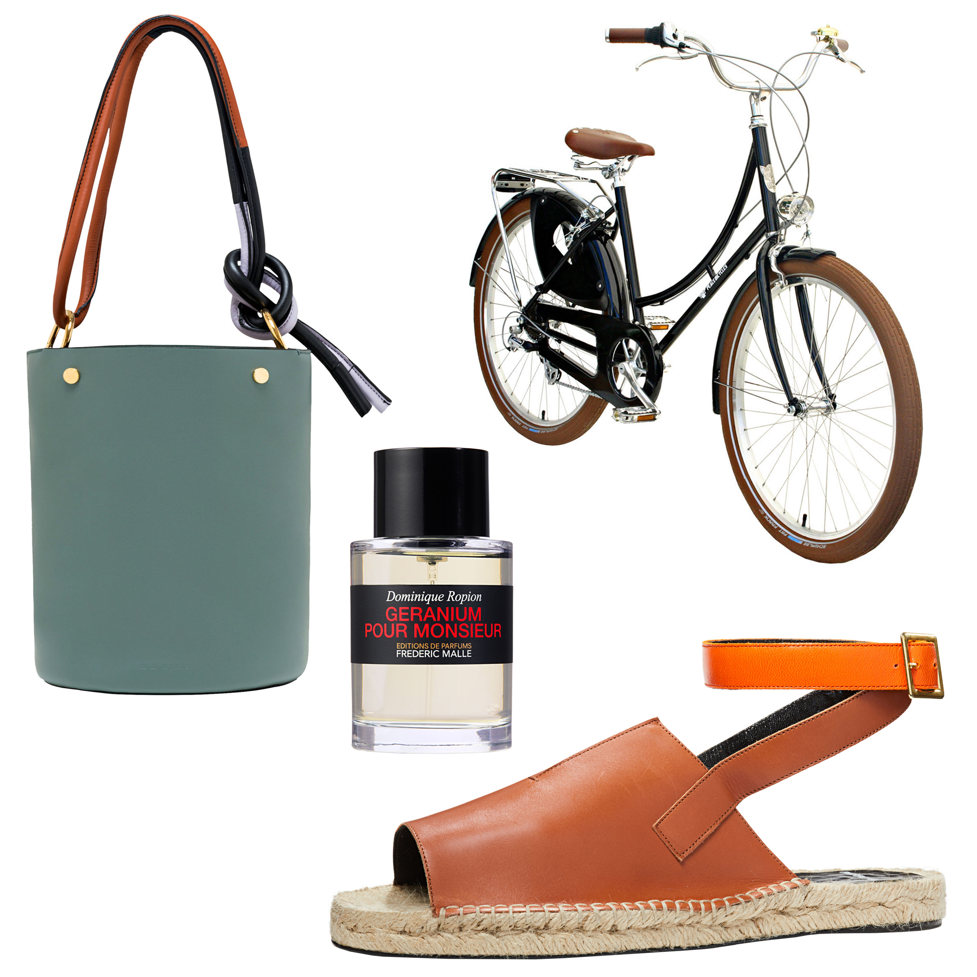 tastemaker products bicycle purse shoe fragrance