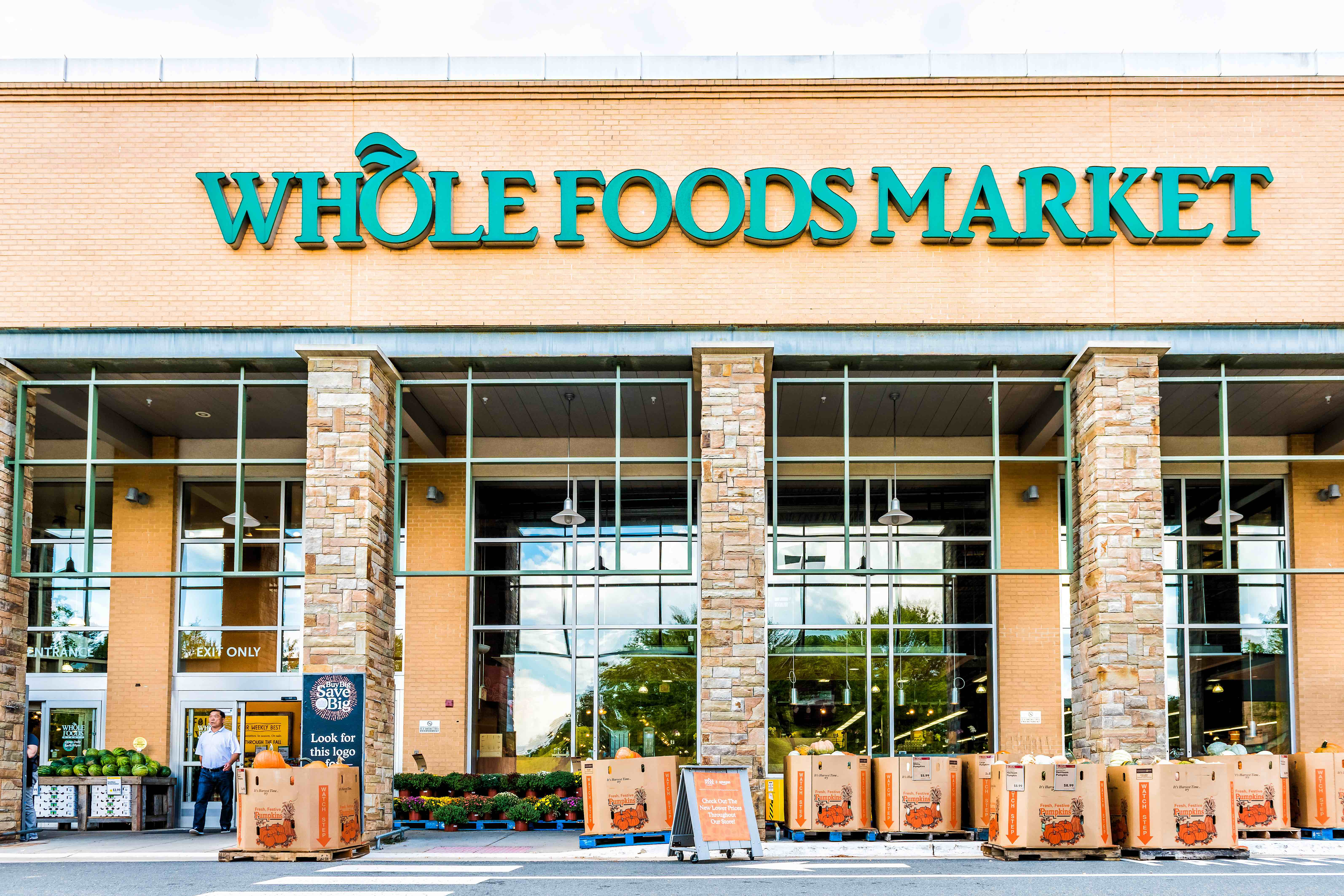 whole foods store front