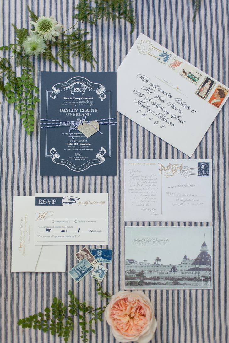 Postcard Save-the-Date