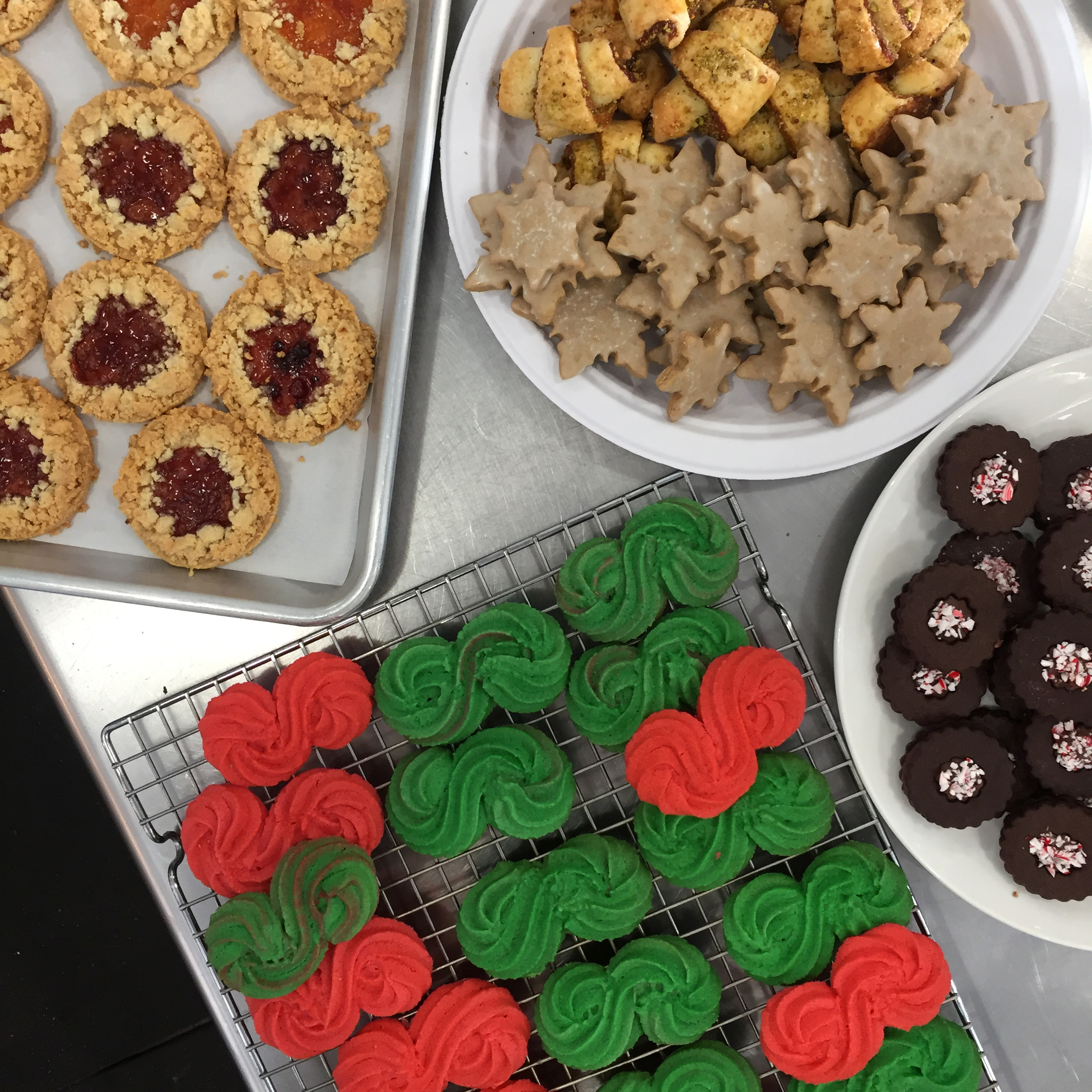 desserts treats 42 burners christmas in july