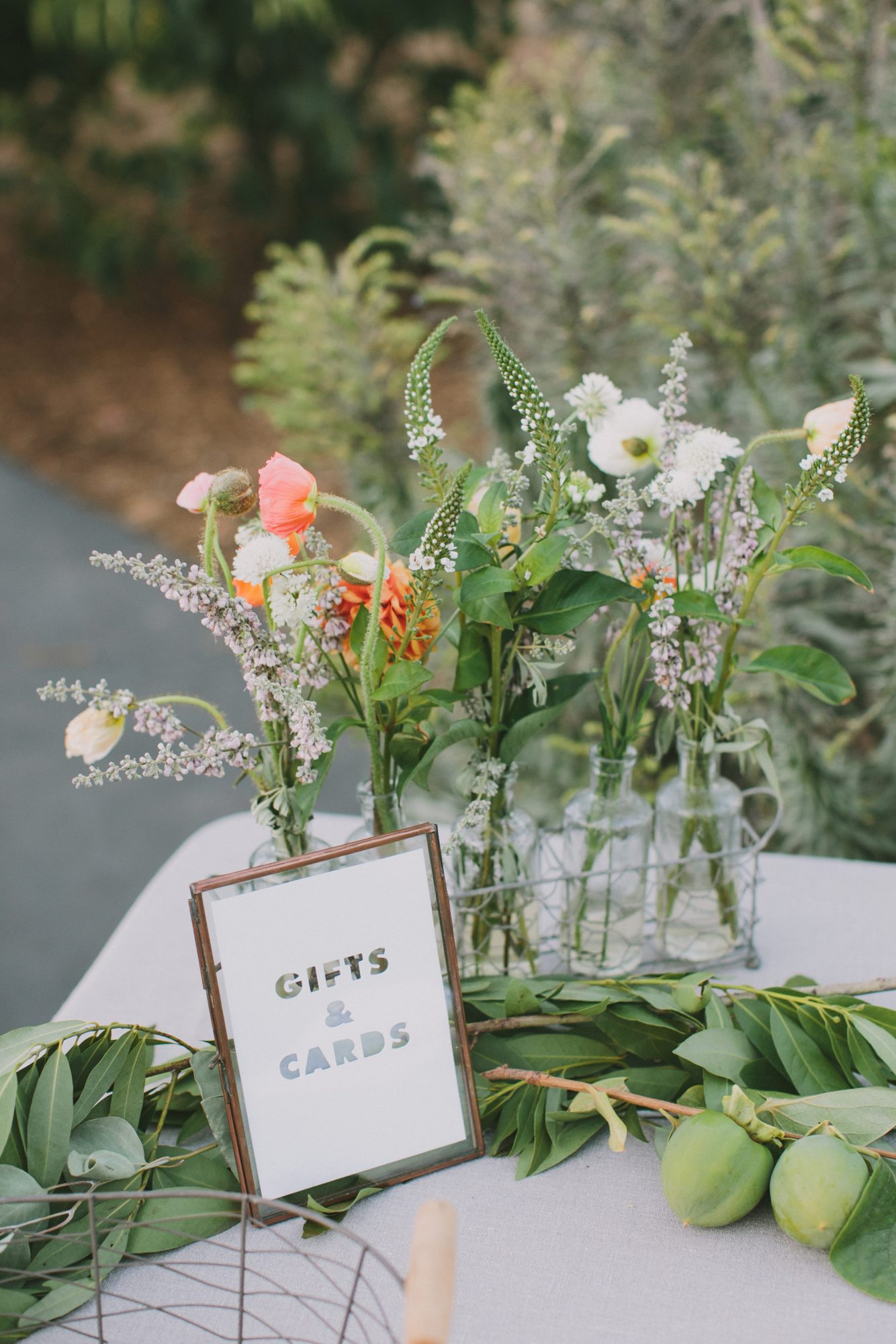 wedding gift tables fondly forever photography