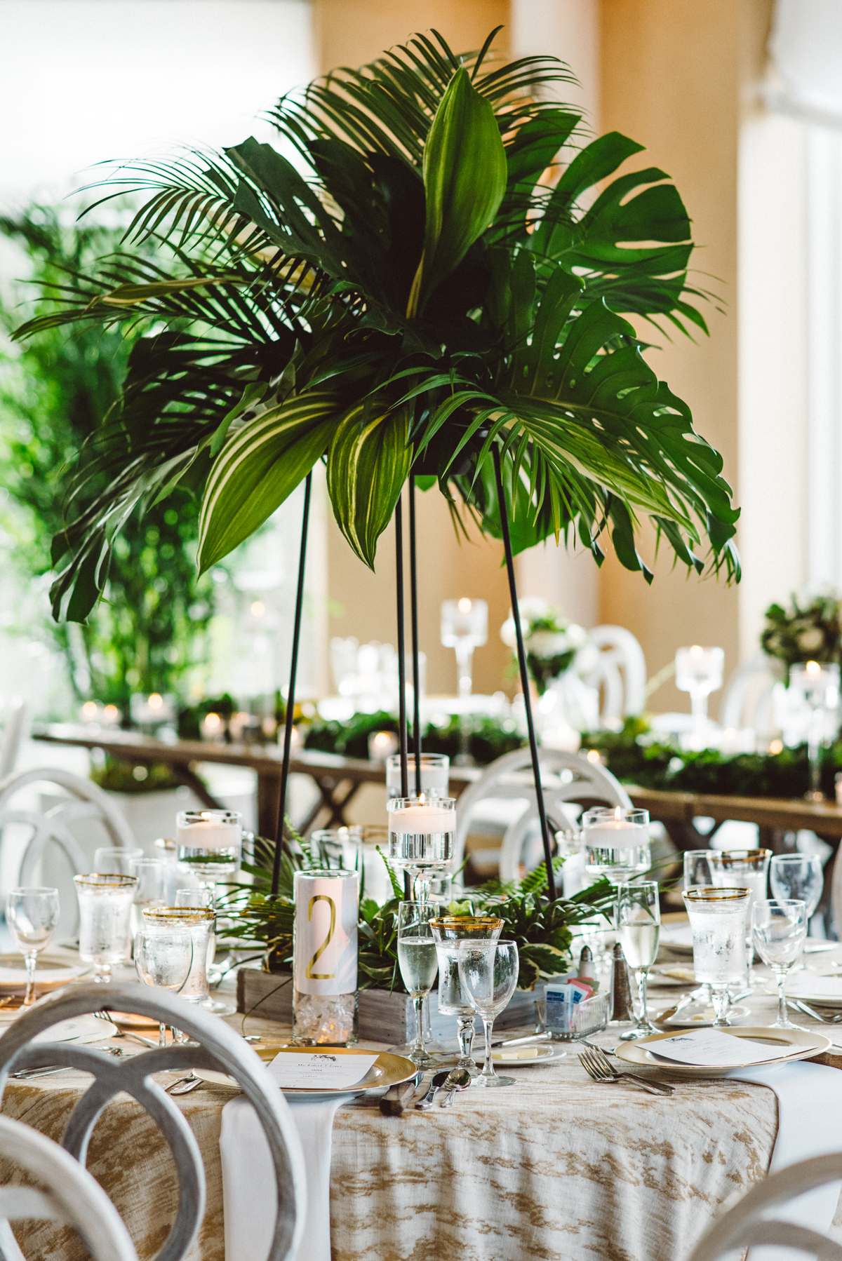 unique wedding centerpieces aster and olive photography