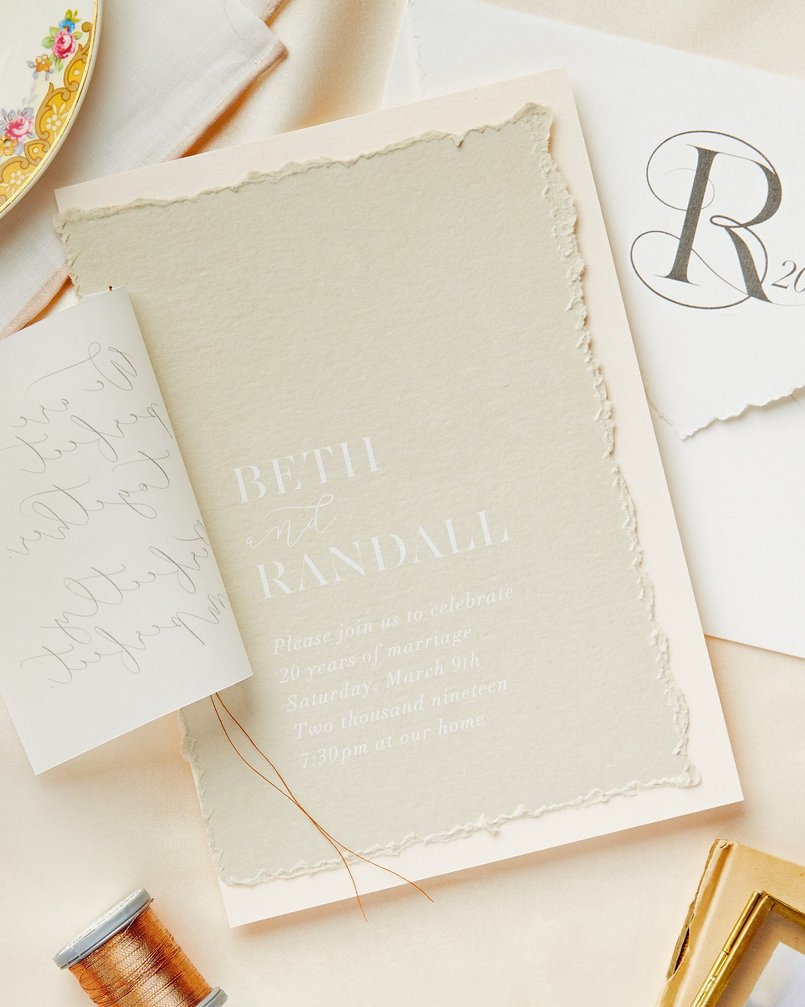 television inspired wedding invites this is us