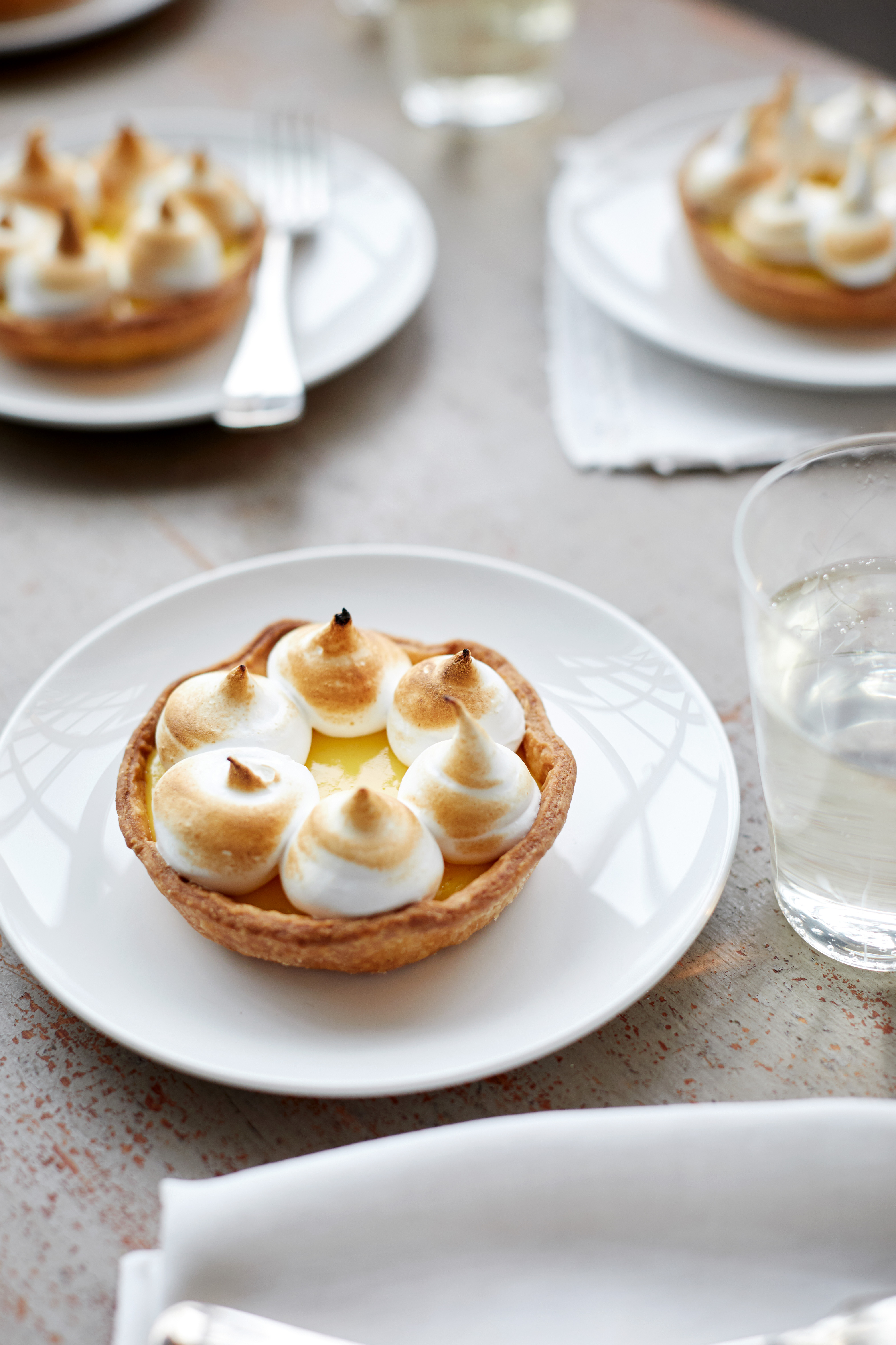 lemon custard tart martha bakes tarts