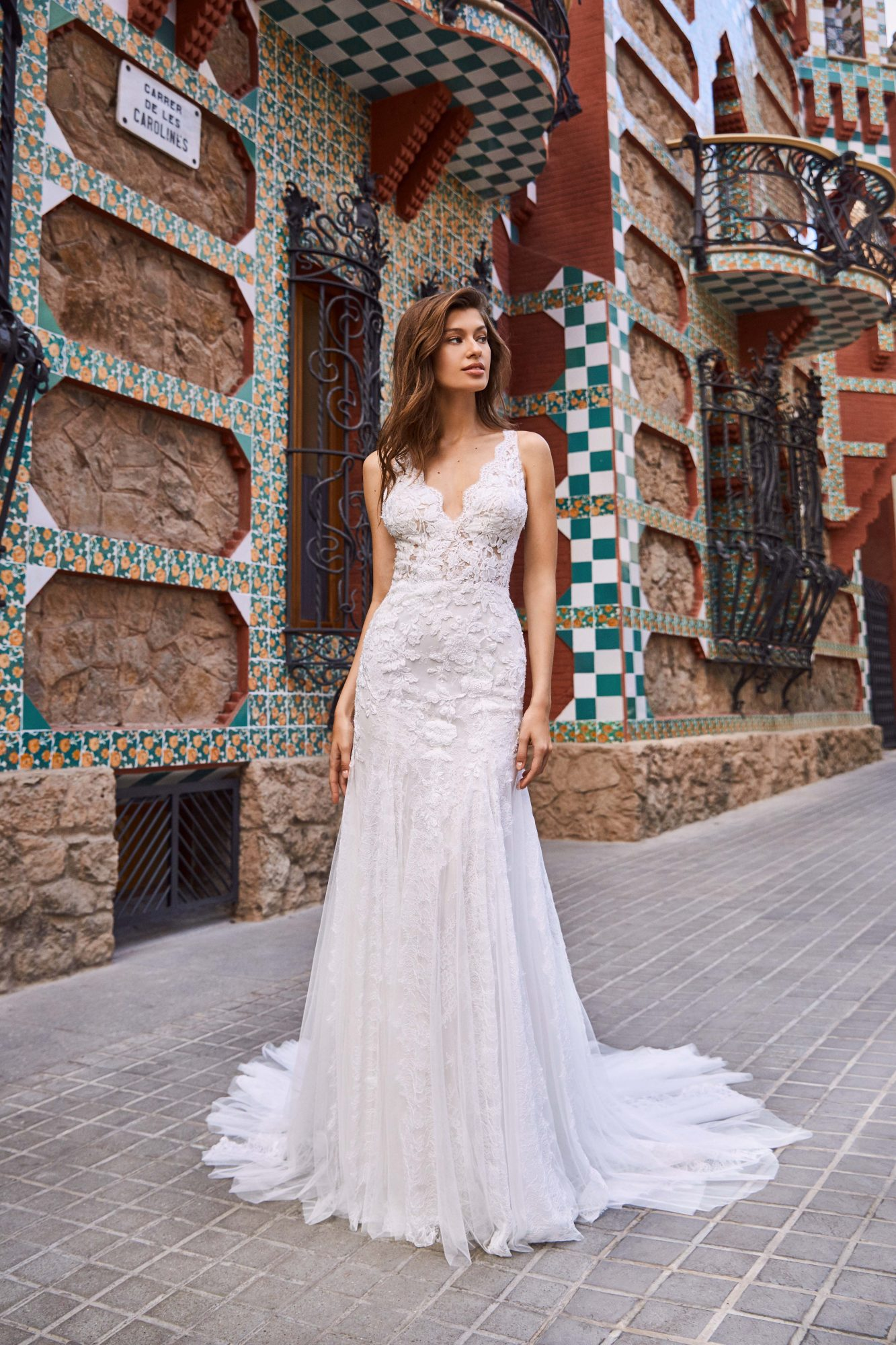 pronovias kleinfeld wedding dress fall 2019 06