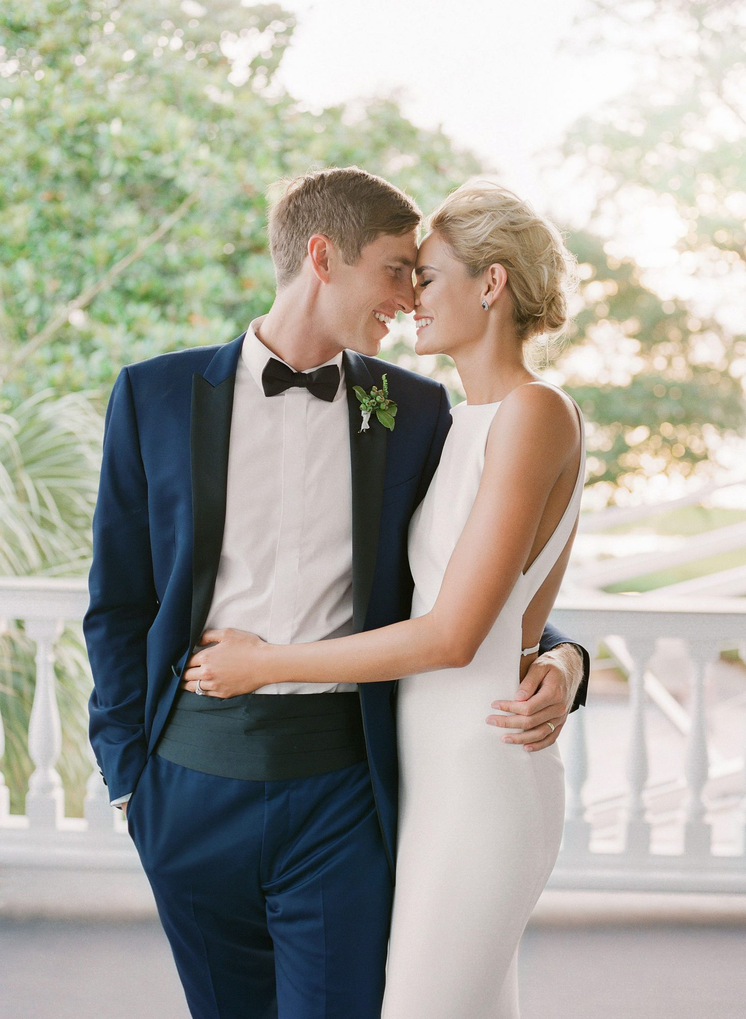 christina matt wedding charleston sc couple embrace