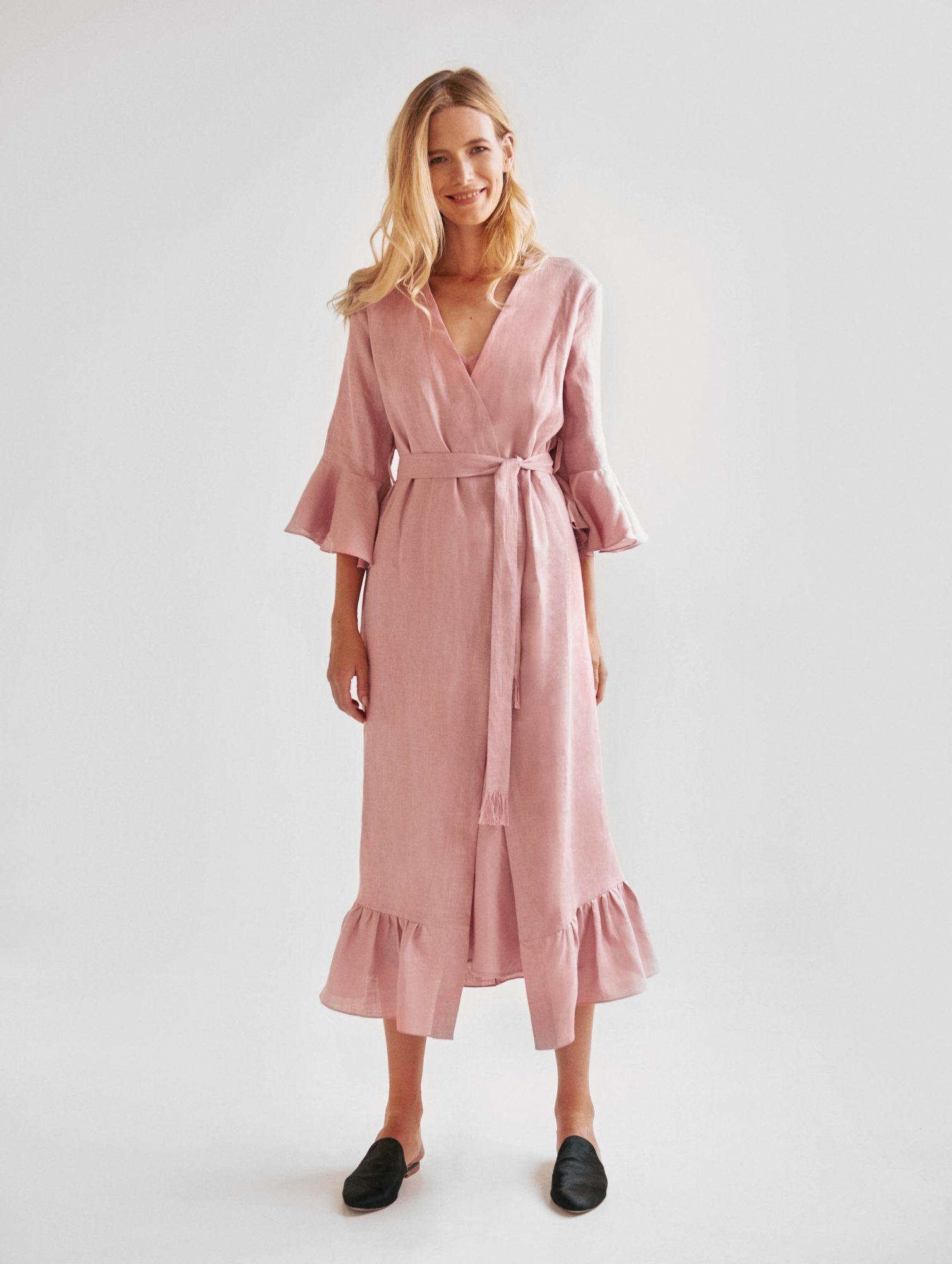 bridesmaids robes the sleeper