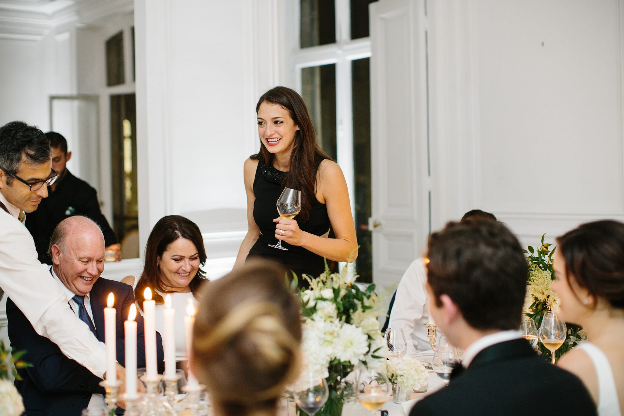 Maid of Honor Wedding Toast