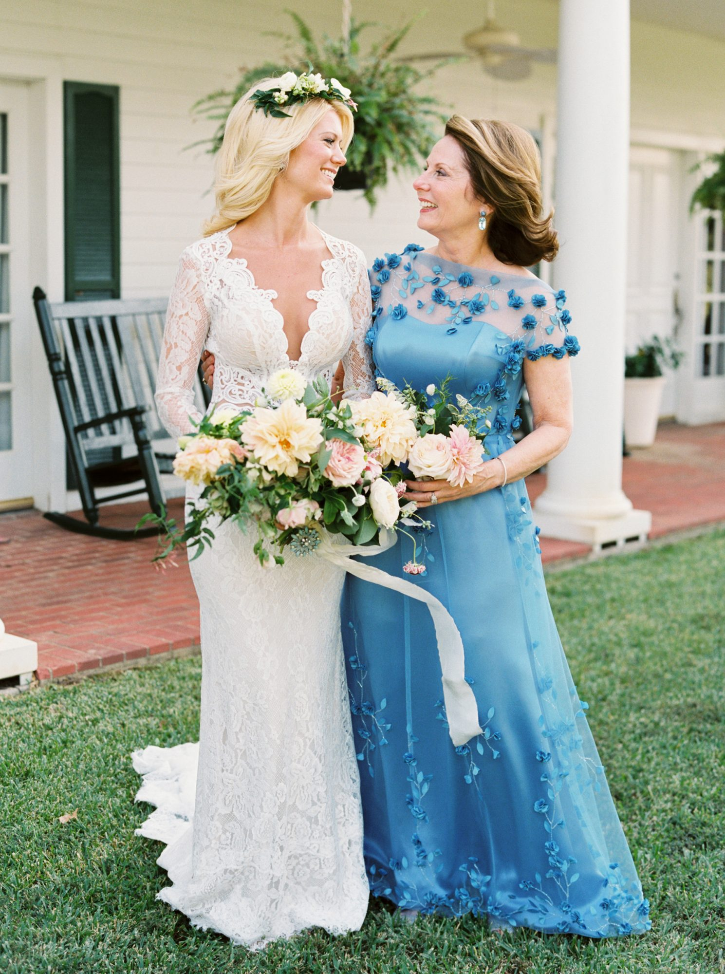 Mother Of The Bride Dresses That Wowed At Weddings Martha Stewart