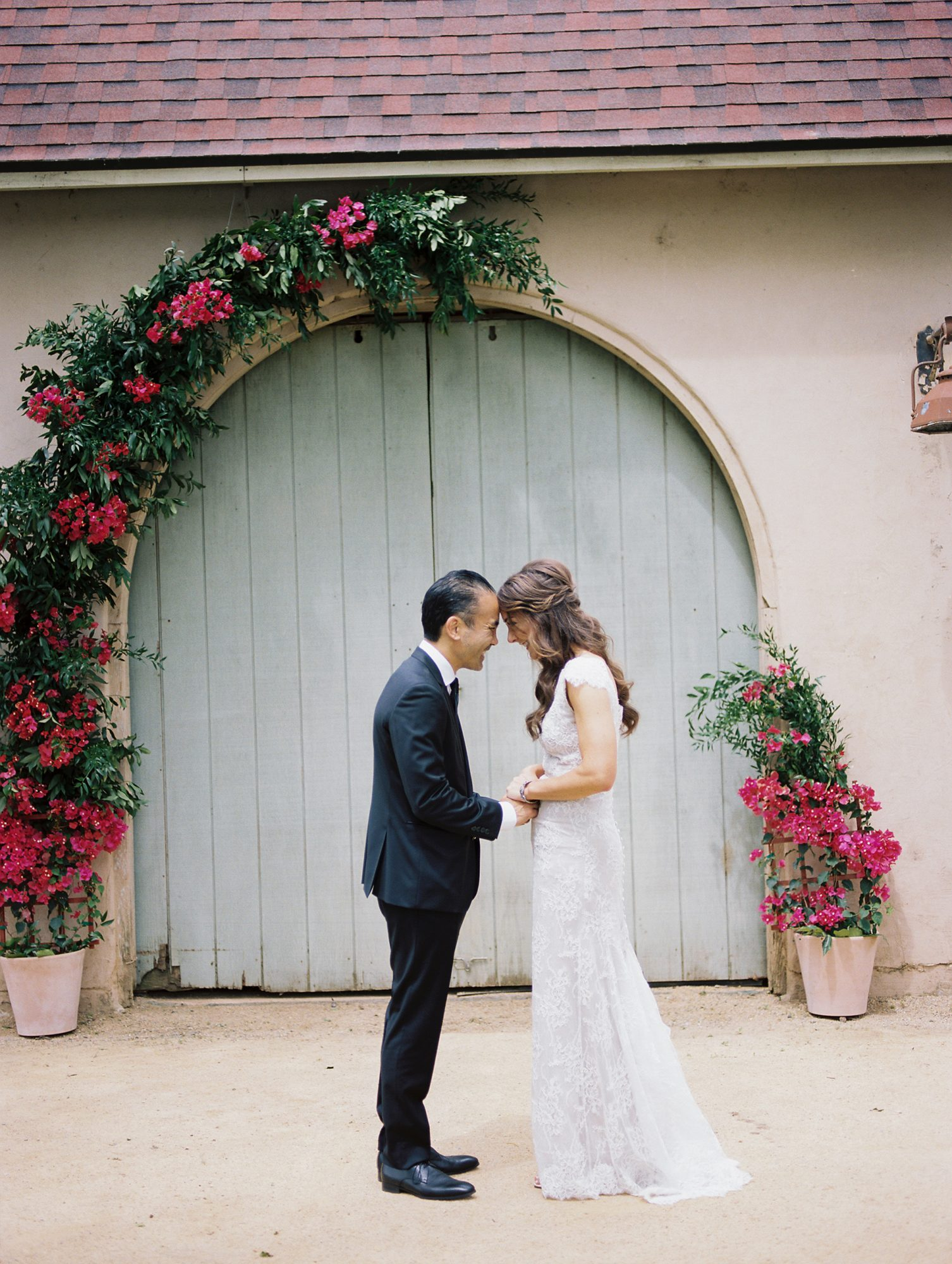amy mark california couple first look