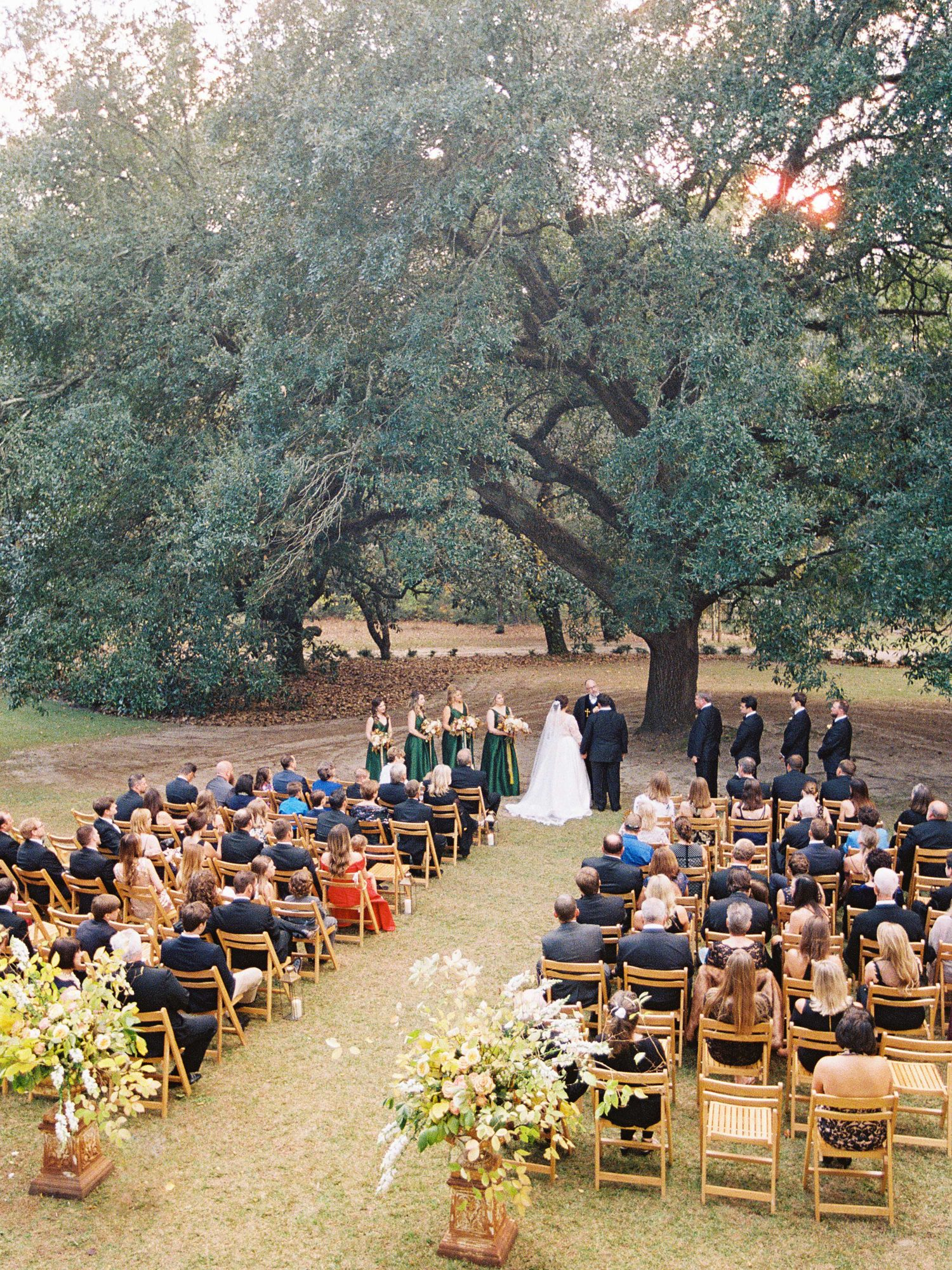 madeline brad wedding ceremony vows