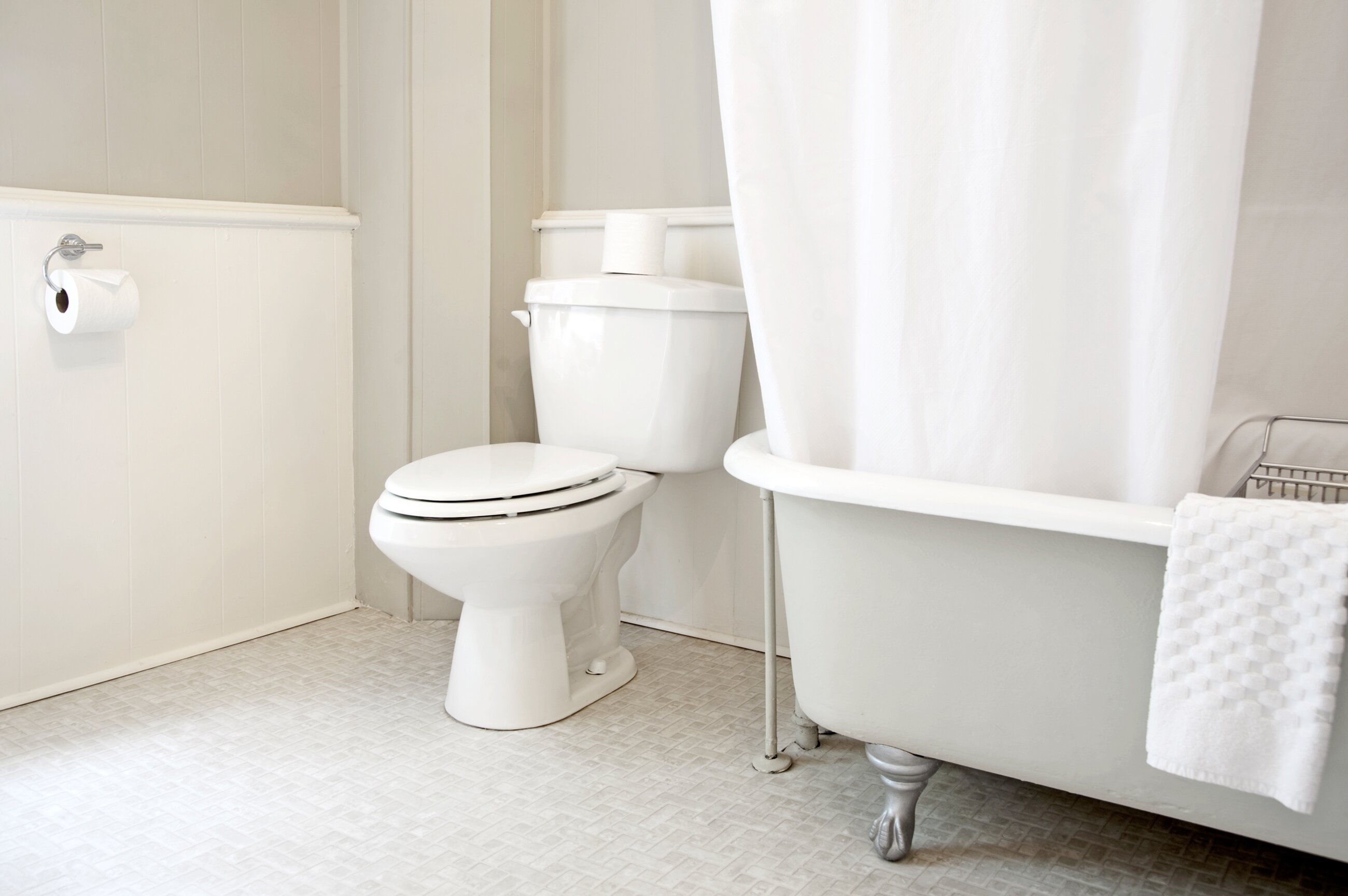 Swell The Ultimate Guide To Cleaning A Toilet Martha Stewart Onthecornerstone Fun Painted Chair Ideas Images Onthecornerstoneorg