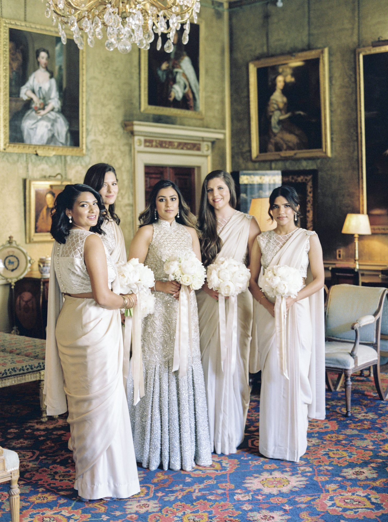 momina jack wedding bridesmaids