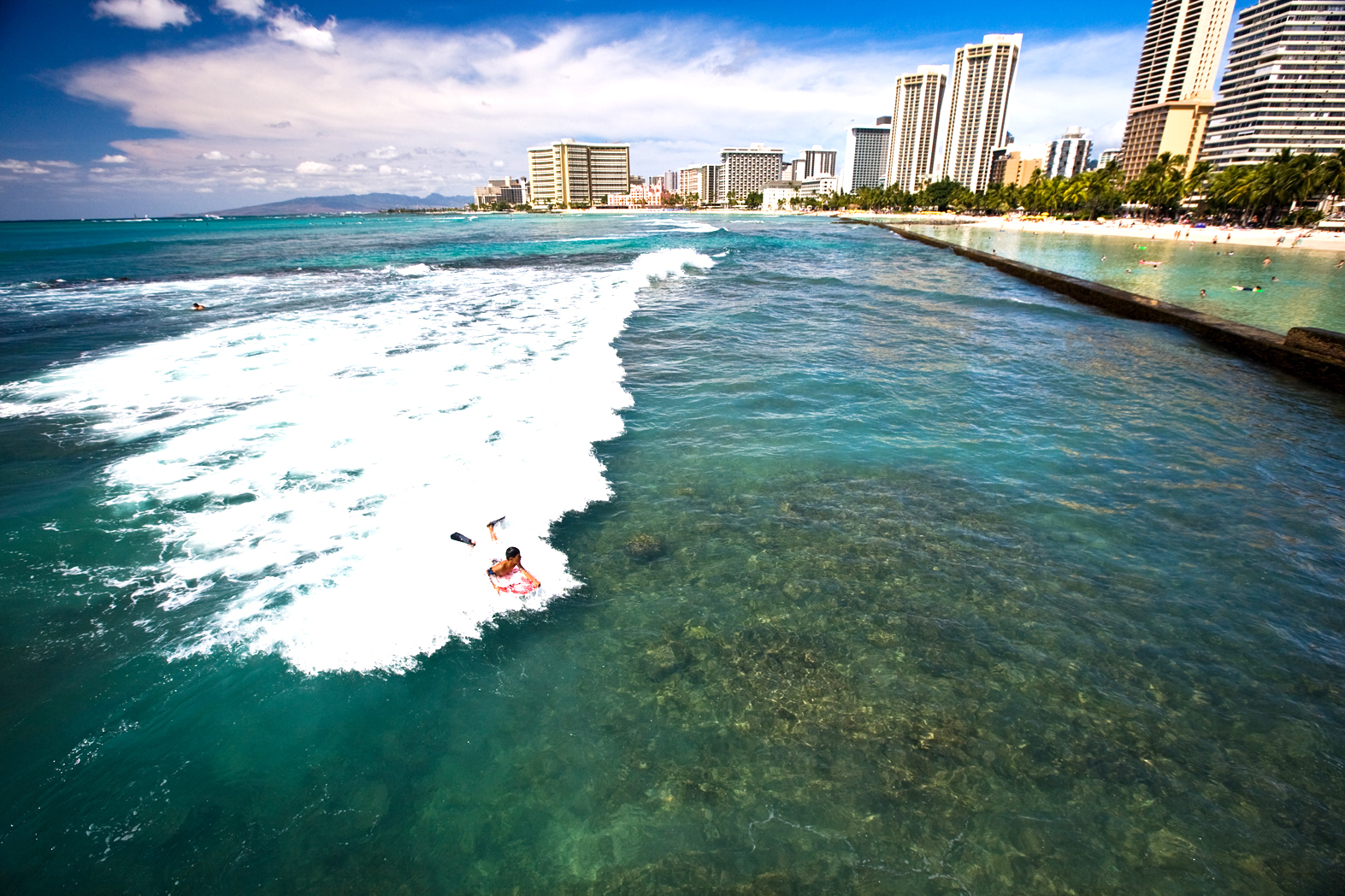 hawaii experience oahu surfing waikiki tourism