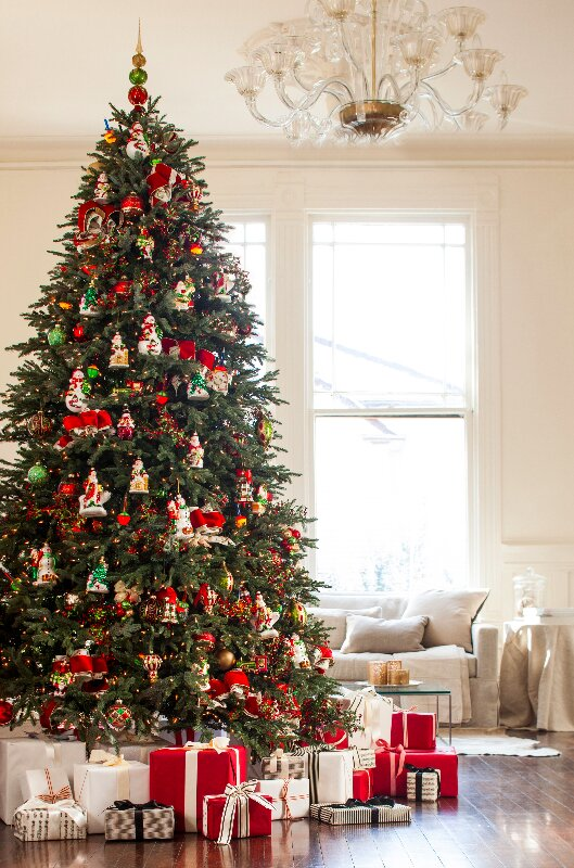 When Should You Take Down Christmas Tree.Christmas Tree Clean Up How To Tidily Take Down A Real Tree