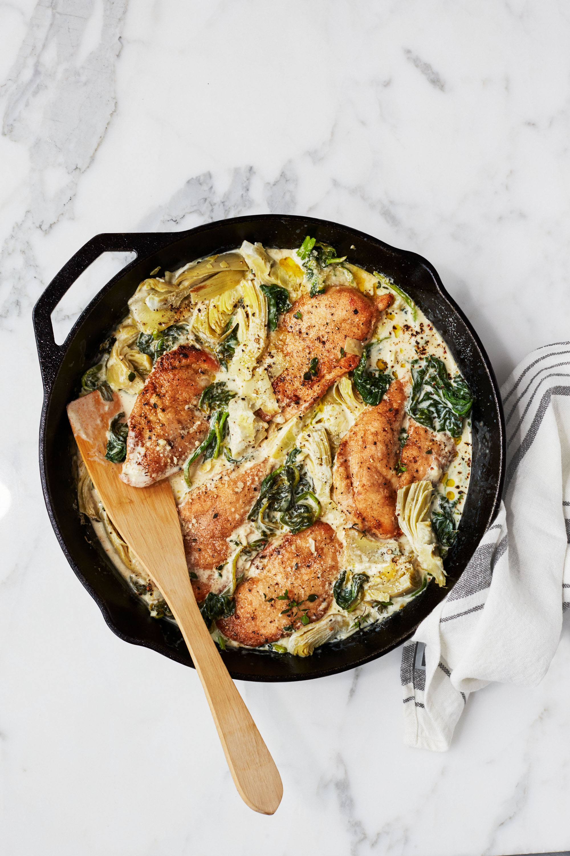 3.5.One-Pan Meals Just Right for Dinner Tonight