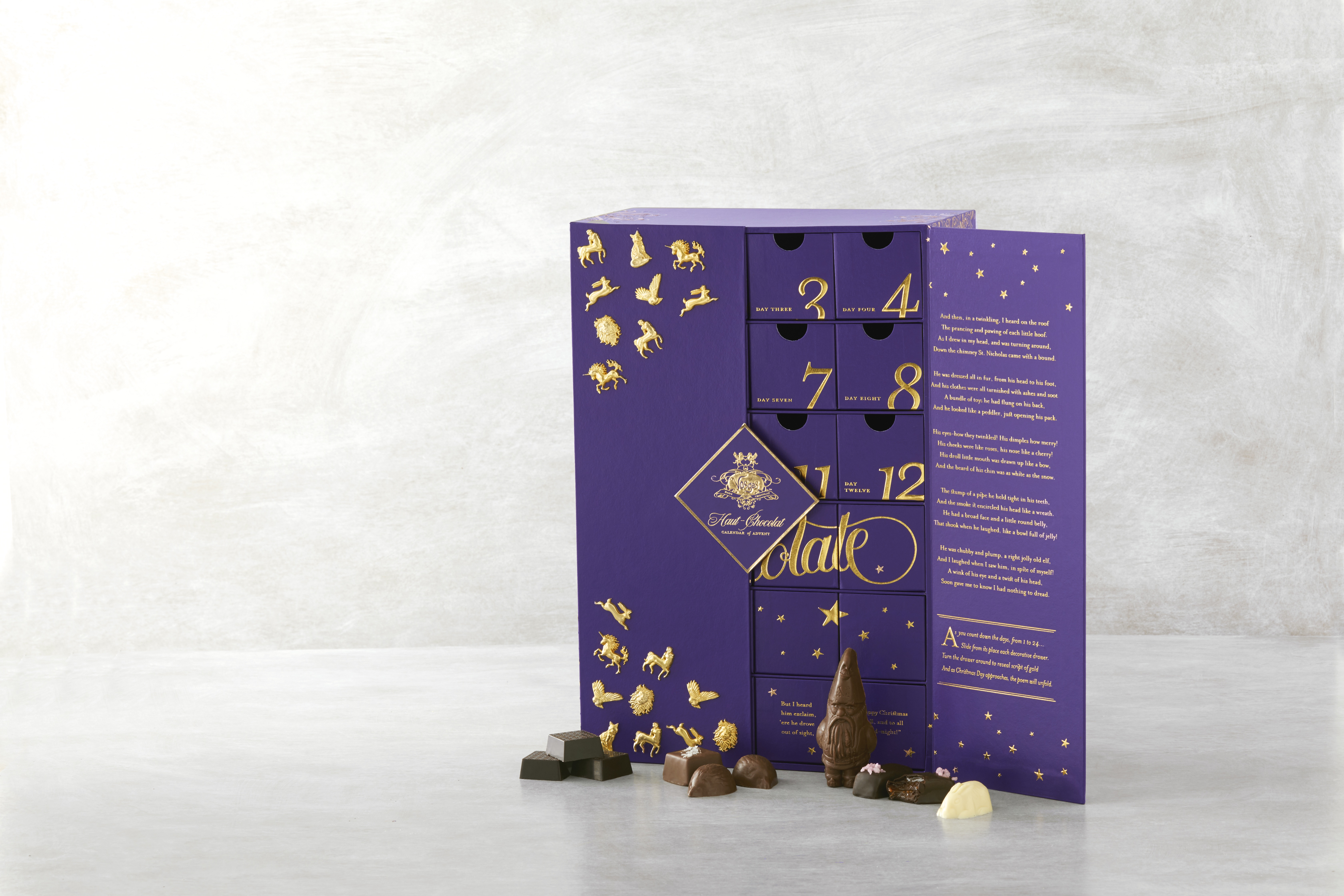 Vosges Haut-Chocolat Calendar of Advent