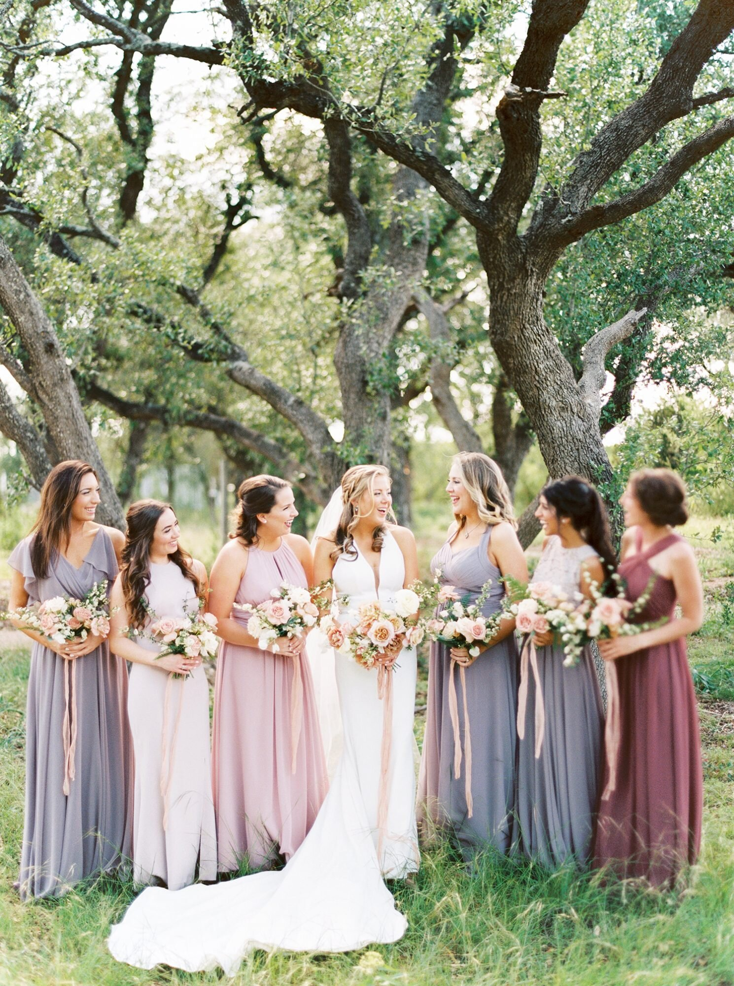 These Will Be the Most Popular Bridesmaids' Dress Colors in 20 ...