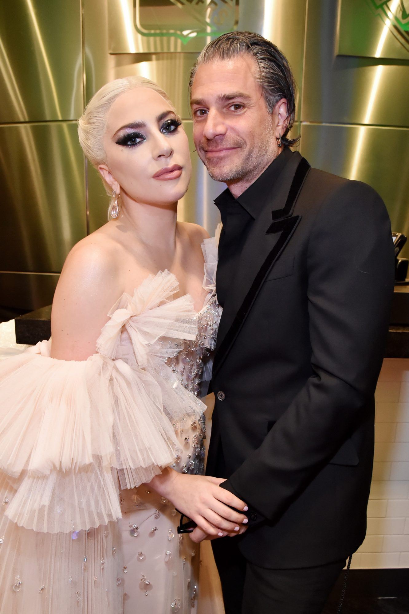 lady gaga and fiancé christian carino