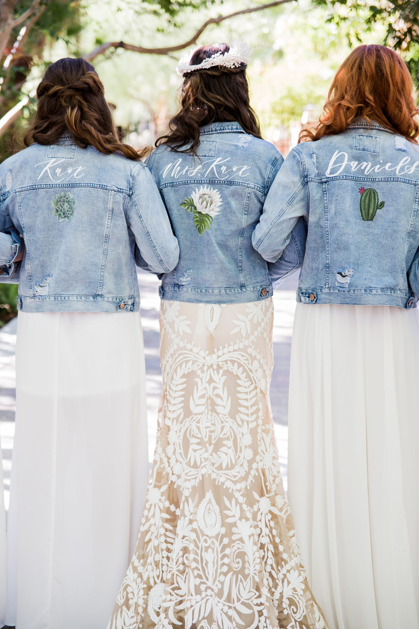 denim jackets with embroidery